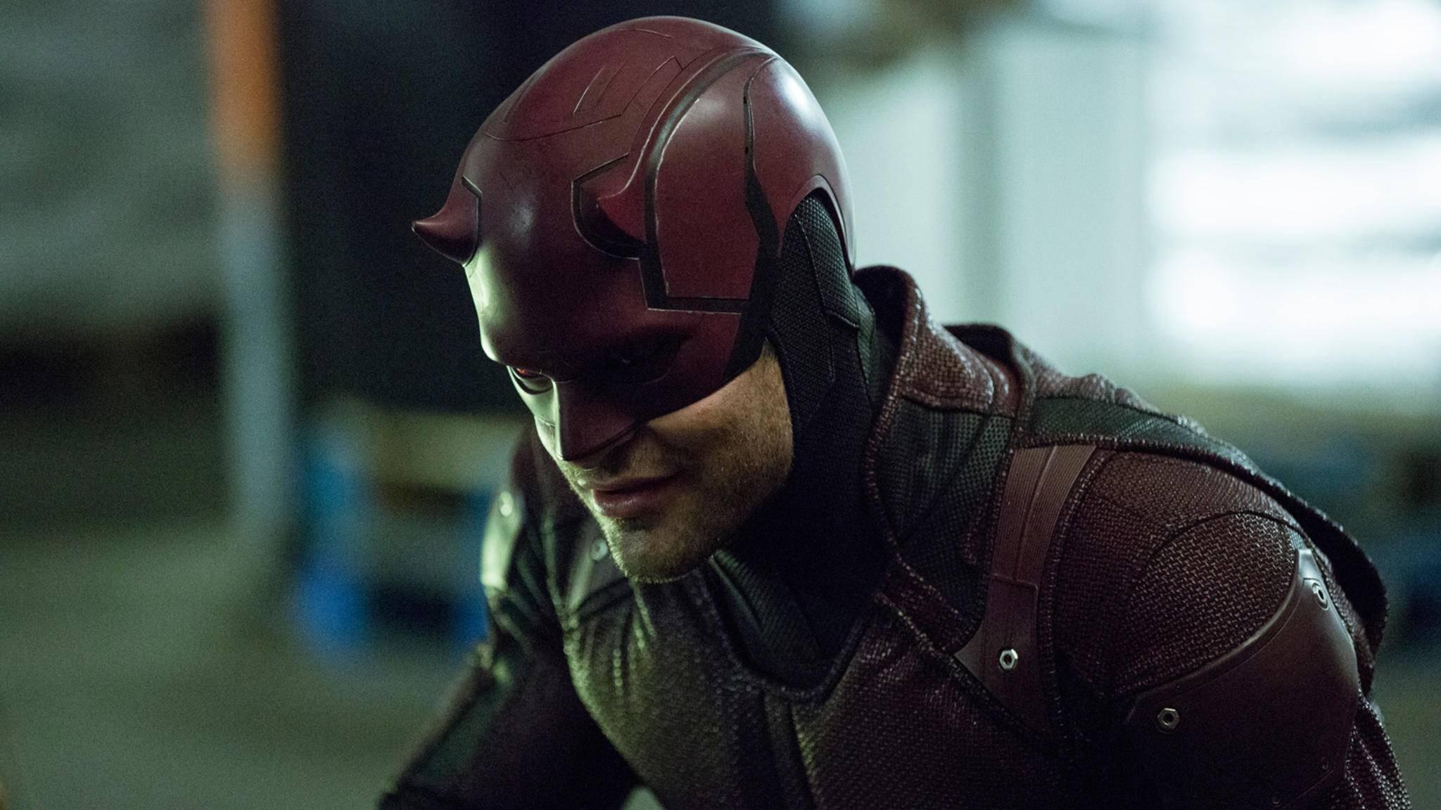 Ob sich Daredevil auf den Zusammenstoß mit seinem Dauerrivalen Bullseye freut? Wir tun es zumindest!