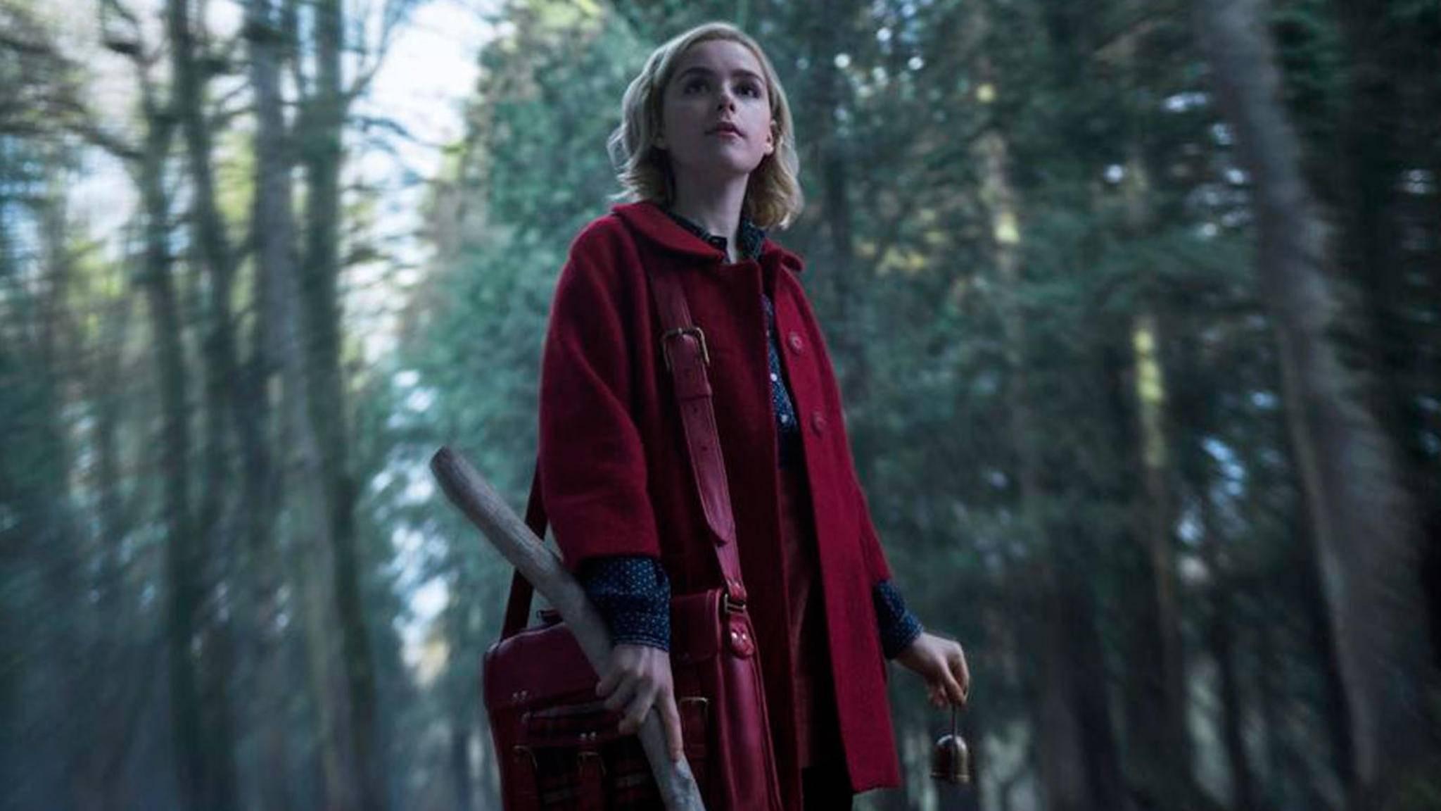 Sabrina Spellman mag zwar den Pakt mit dem Teufel geschlossen haben, eine folgsame Hexe wird sie aber dennoch nicht.
