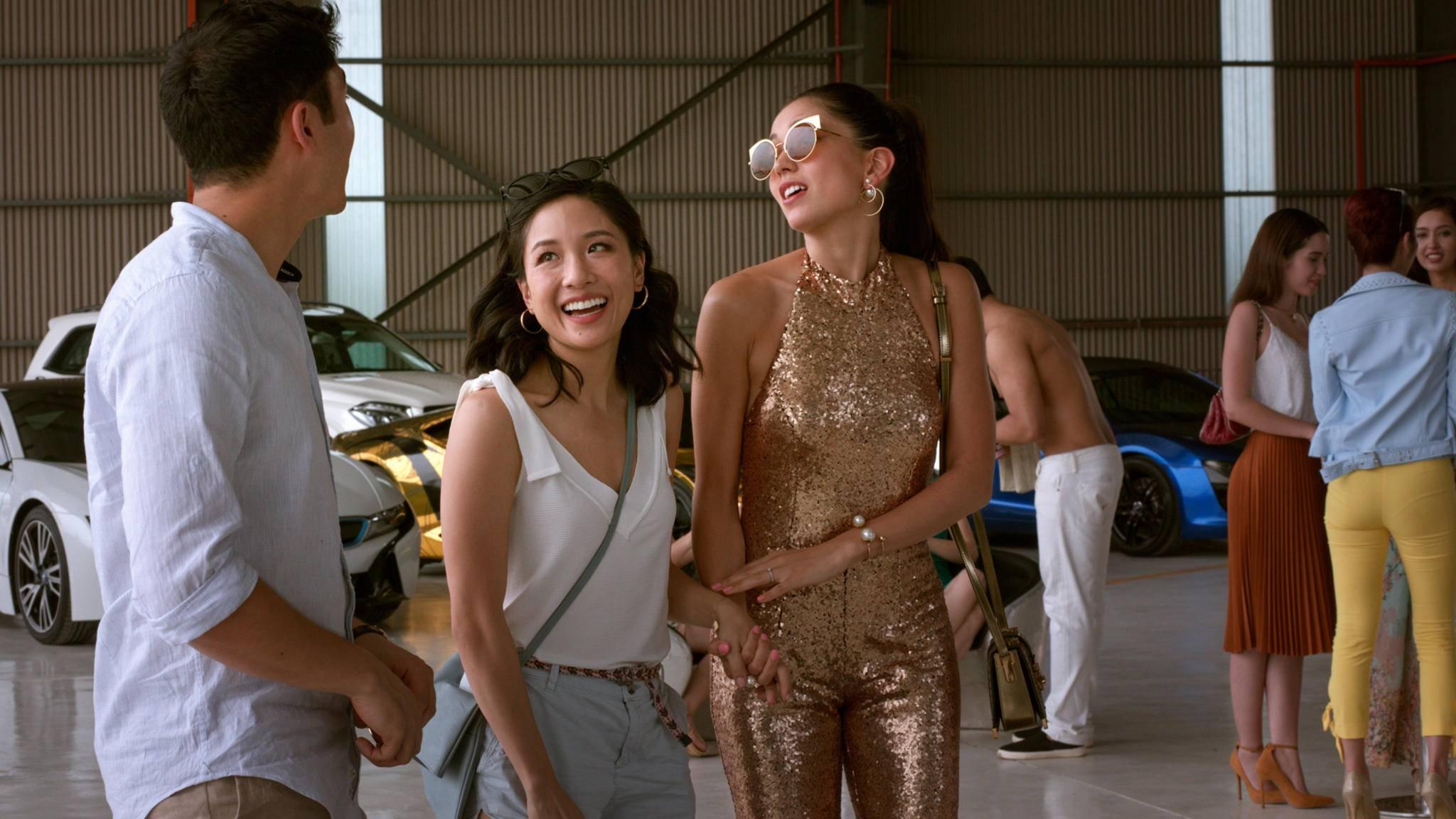 """Das Luxusleben geht weiter: """"Crazy Rich Asians"""" geht bald in die zweite Runde."""