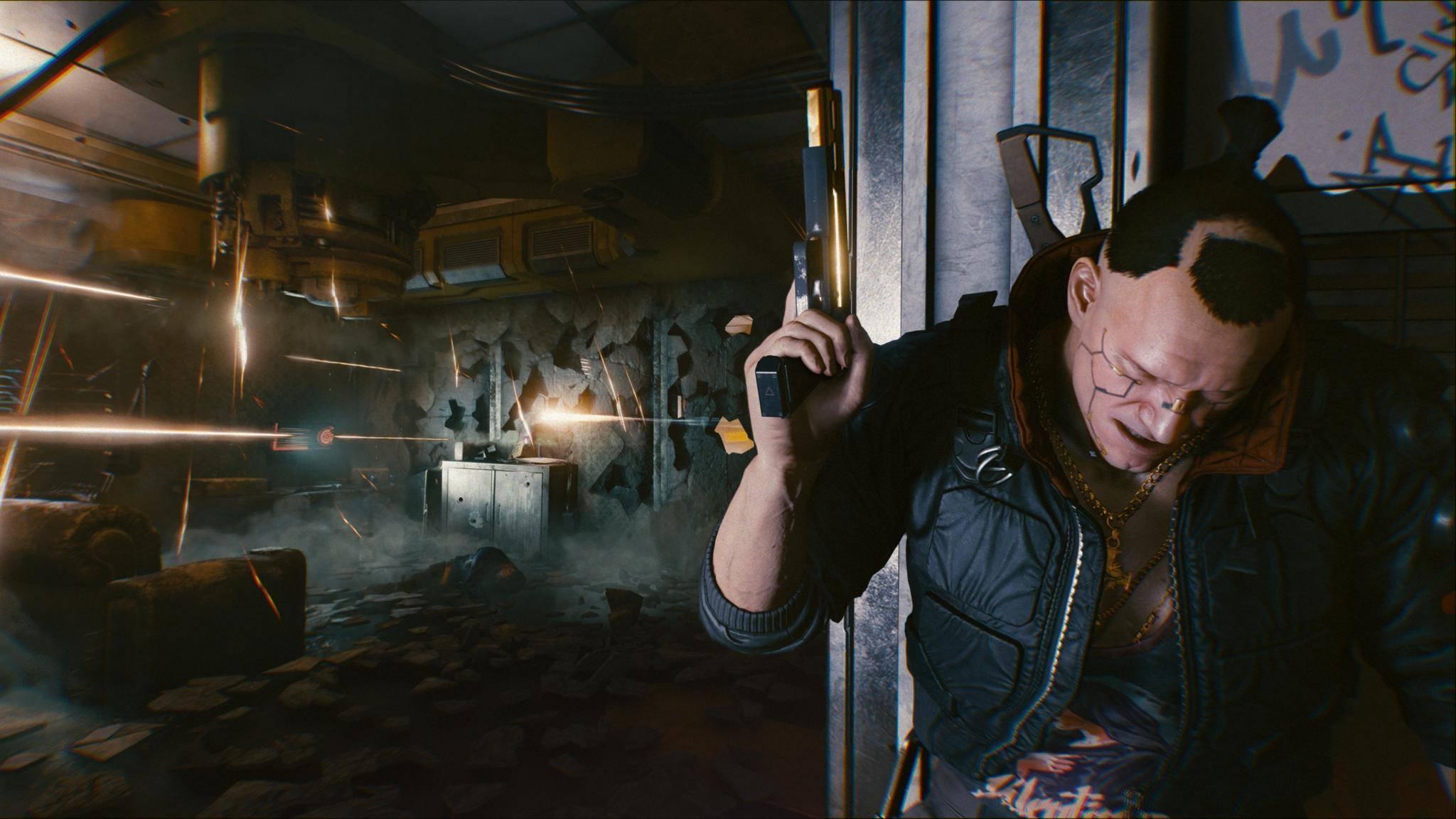 """Da geht noch was: """"Cyberpunk 2077"""" wird akribisch für PS4 und Xbox One optimiert."""