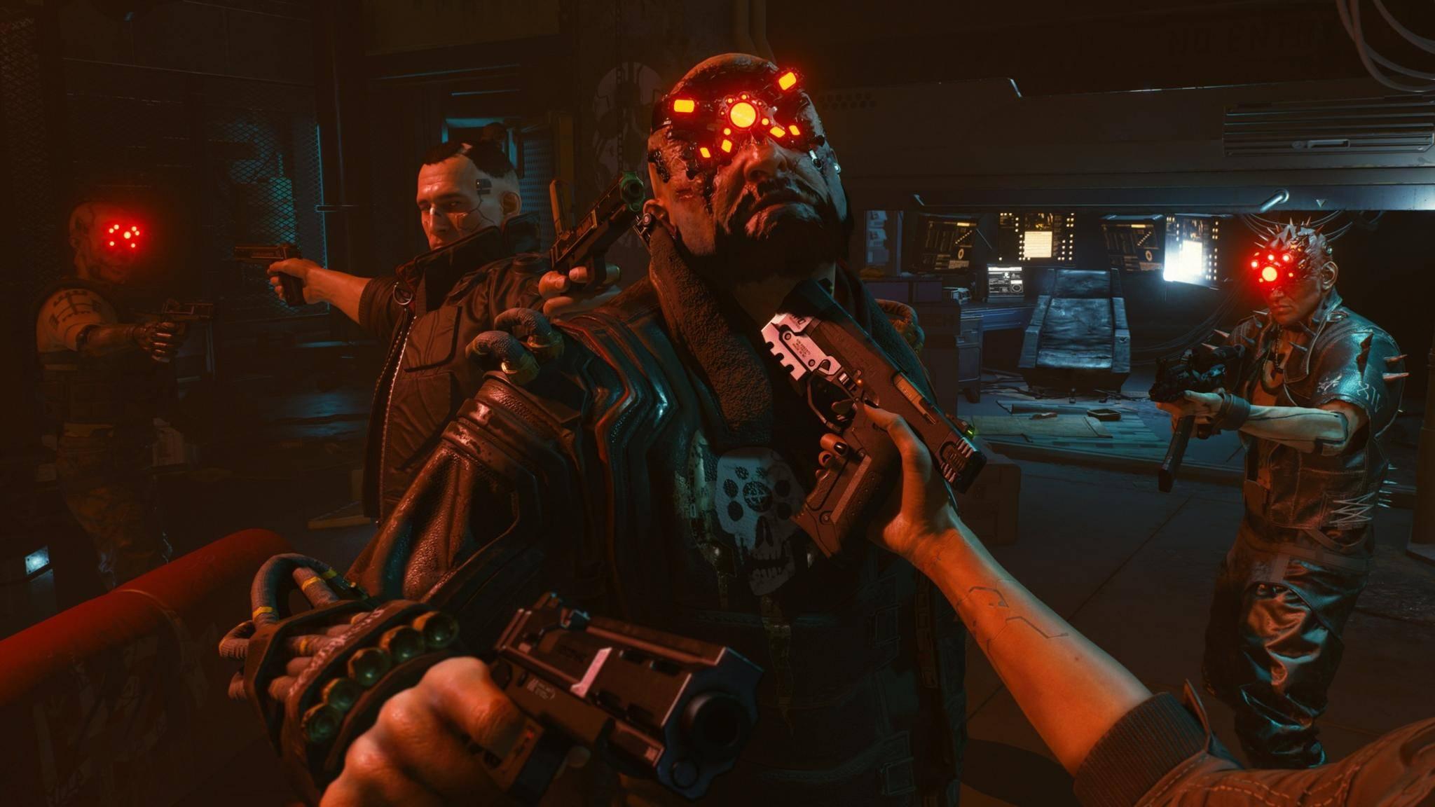 """Mit erbeuteten Quellcodes zu """"Cyberpunk 2077"""", """"Gwent"""" und """"The Witcher 3"""" wollen Hacker CD Projekt Red erpressen."""