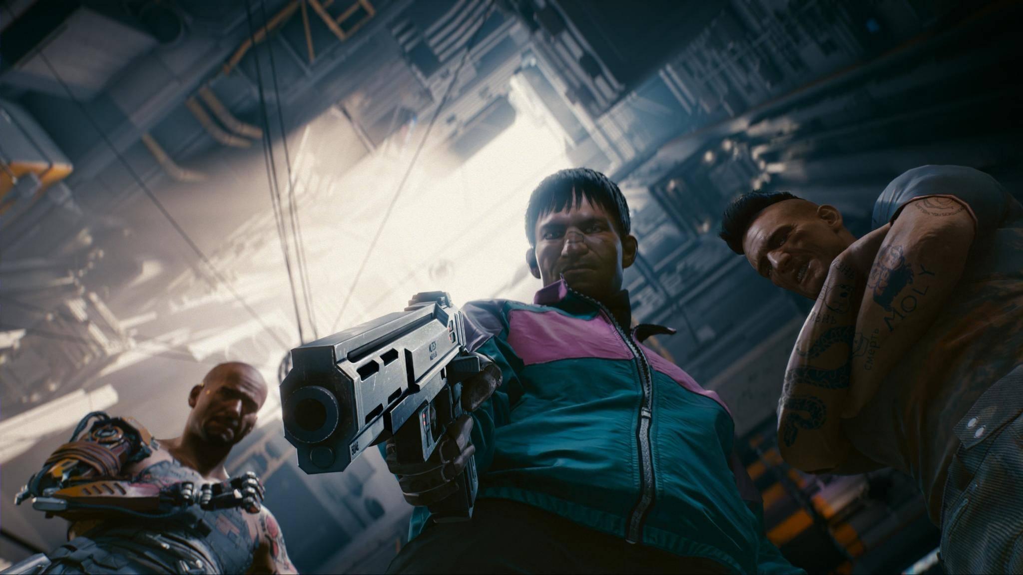 """Robin Hood der Straße oder doch nur ein kleiner Gauner? In """"Cyberpunk 2077"""" liegt die Wahl bei Dir!"""