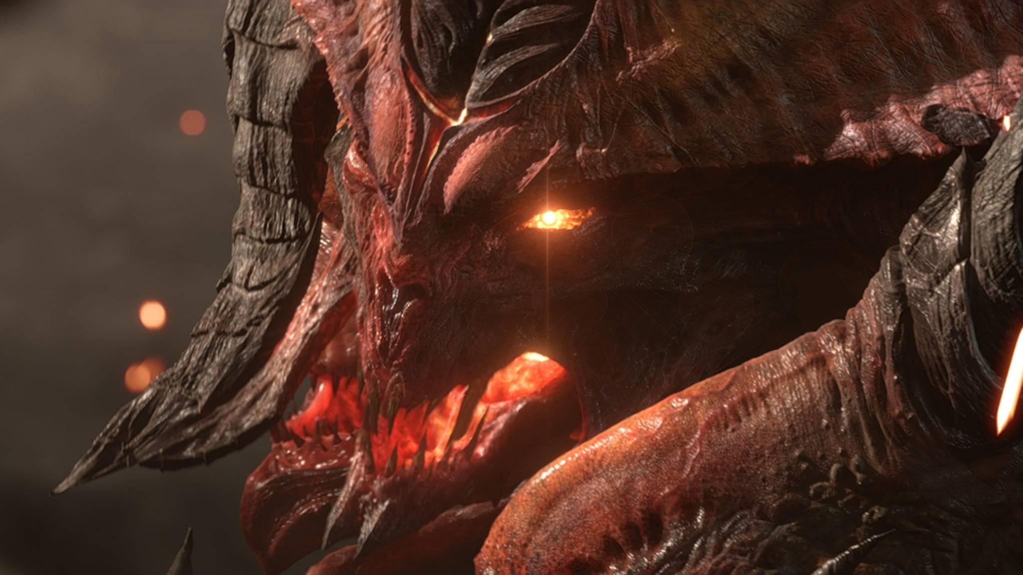 Malt Blizzard auf der BlizzCon den Teufel an die Wand?