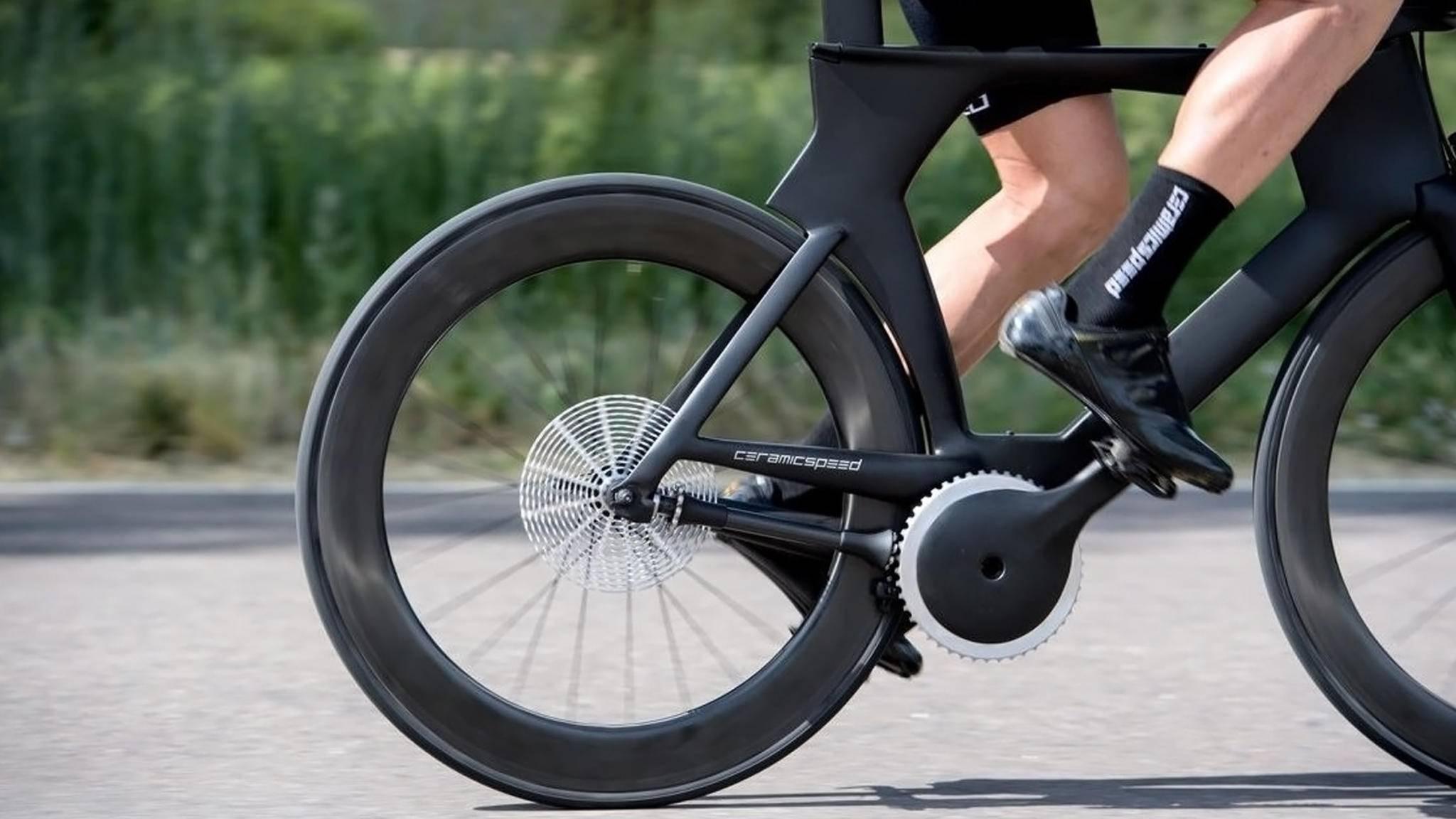 Das Fahrrad ohne Fahrradkette von CeramicSpeed ist nur eine der krassen Entwicklungen auf dem Fahrradmarkt.