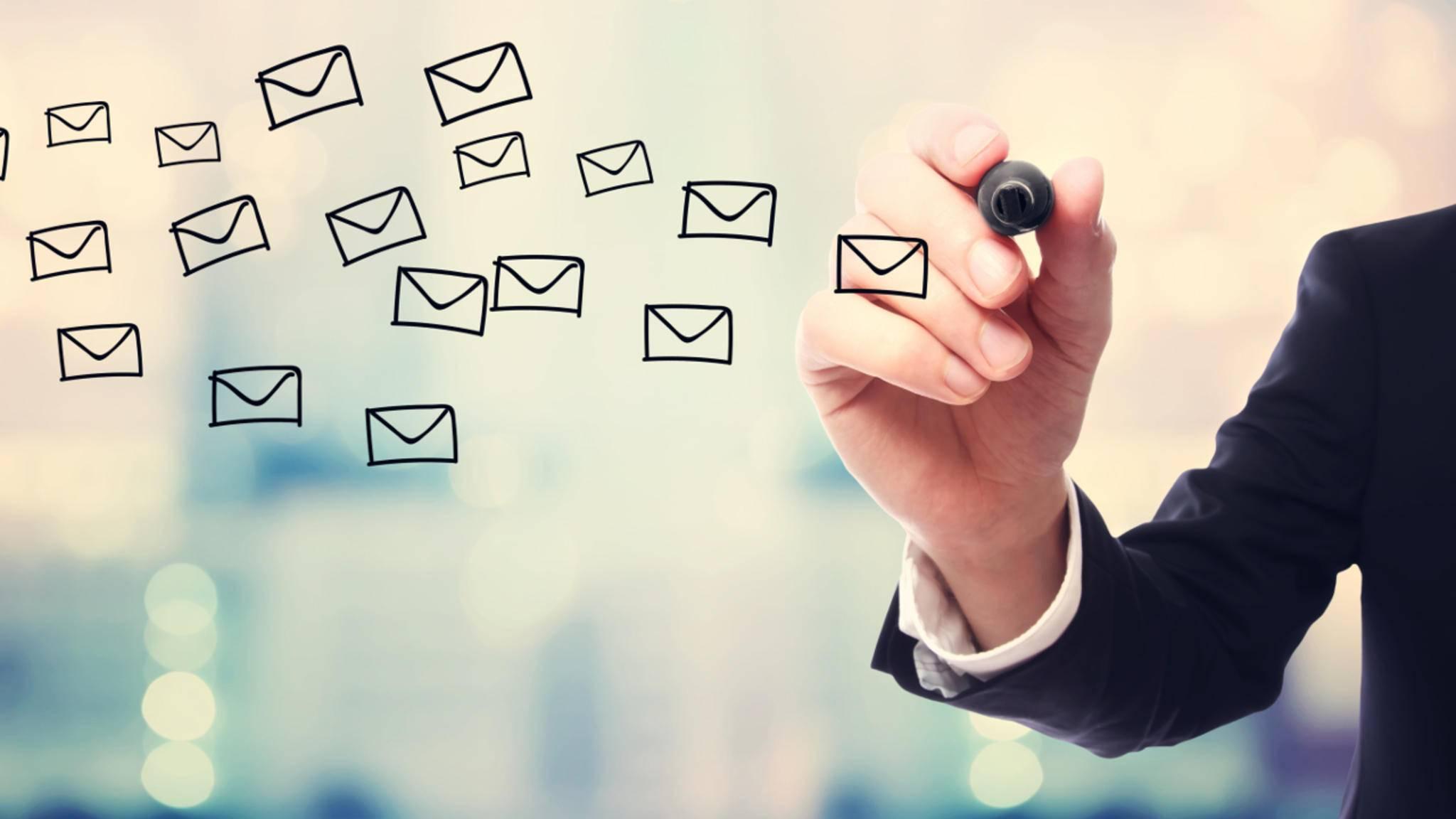 Wenn Mails nicht ankommen, ist guter Rat teuer. Wir haben ein paar Tipps parat.