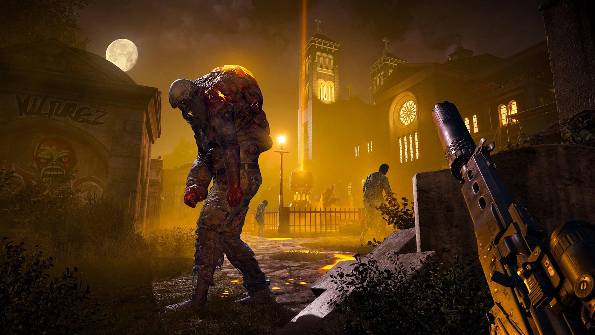 """Im neuen """"Far Cry 5""""-DLC kannst Du sieben filmreife Zombie-Szenarien durchleben."""