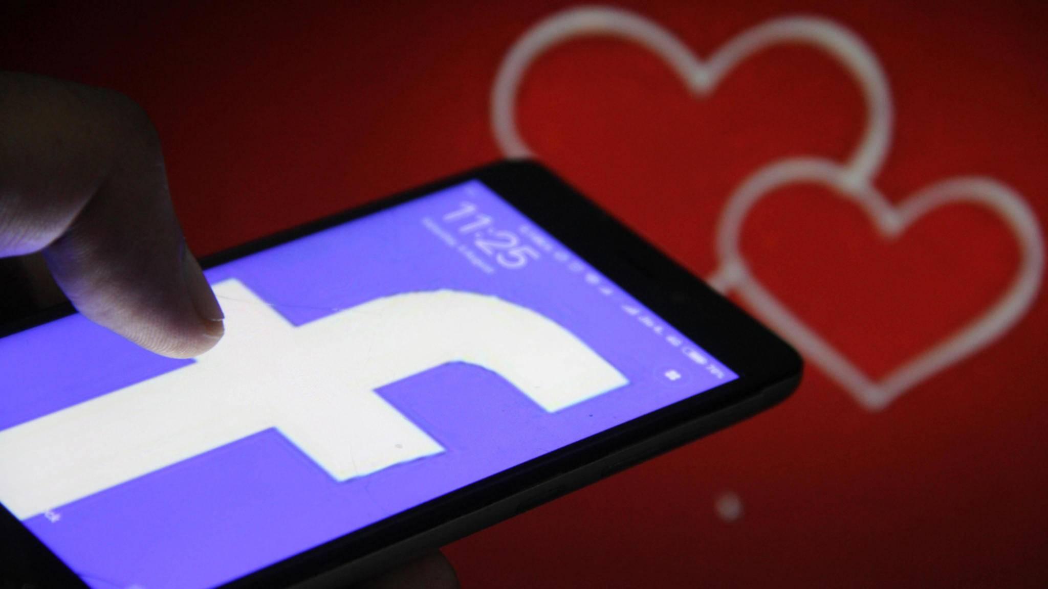 Facebook Dating soll keine Standalone-App werden, sondern eine Funktion innerhalb von Facebook.