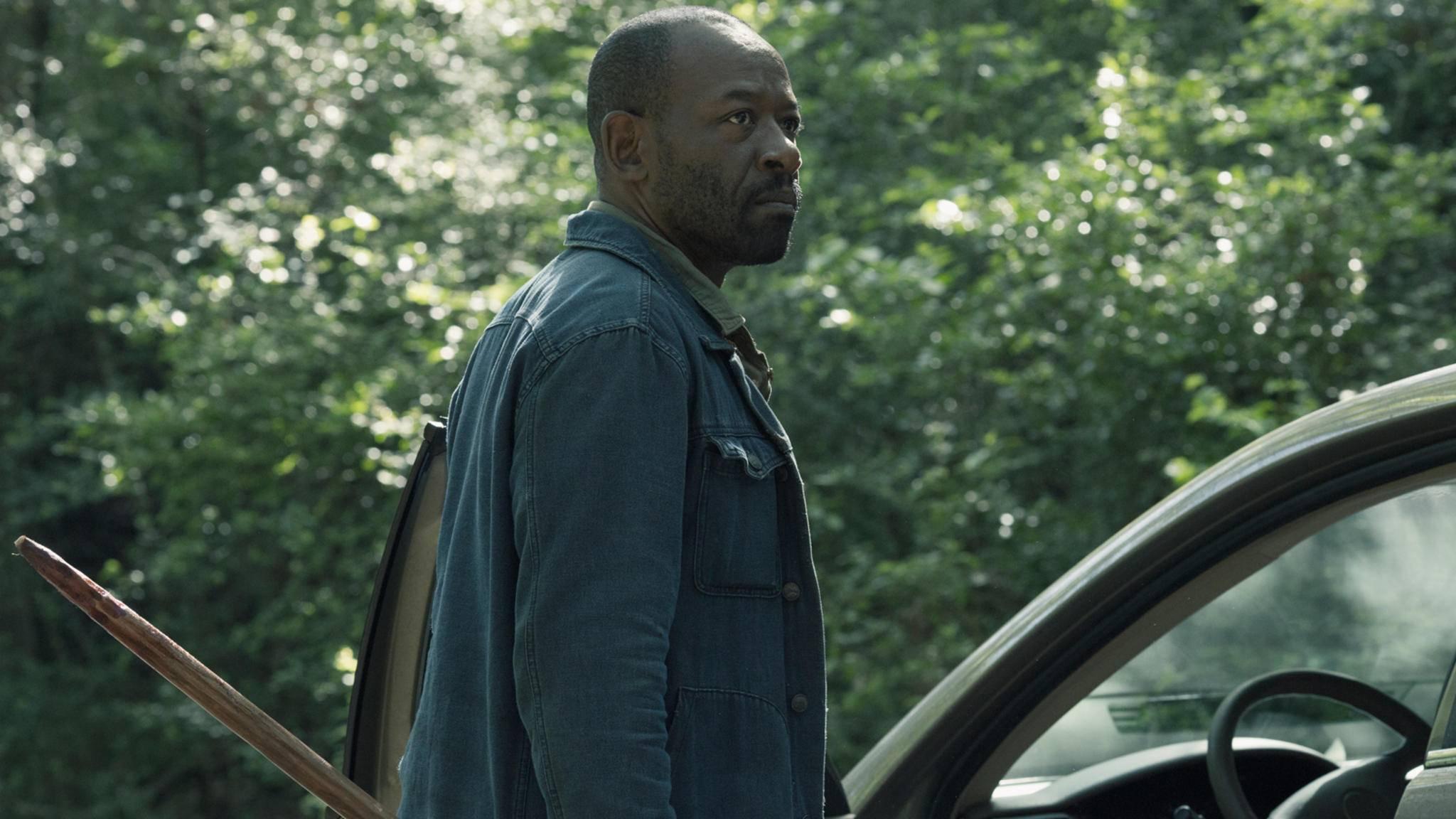 """Morgan weiß noch nicht, was ihn in Staffel 4 von """"Fear the Walking Dead"""" noch erwartet."""