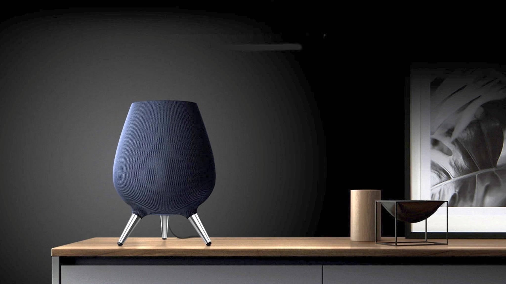 Der Samsung Galaxy Home soll den Apple HomePod herausfordern.