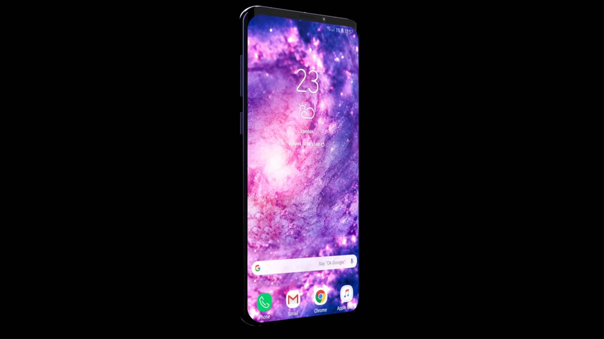 Das Galaxy S10 dürfte das erste Smartphone mit dem Snapdragon 855 an Bord werden.