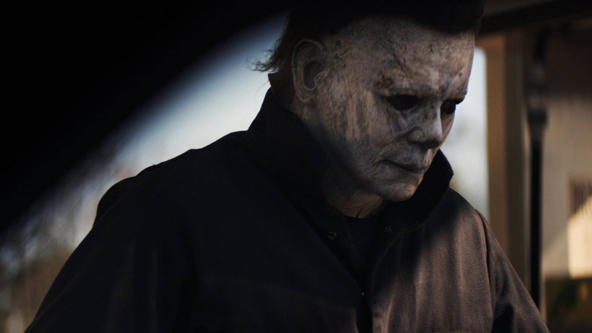 """Michael Myers scheint im neuen """"Halloween""""-Film richtig kreativ zu werden."""