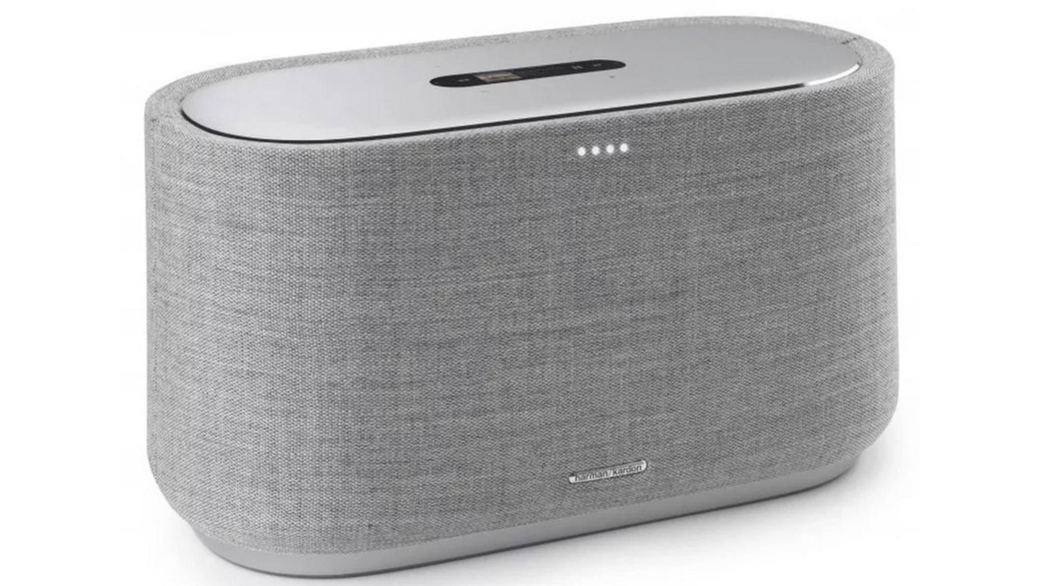 Der Harman Cardon Citation 500 richtet sich Kunden mit gehobenen Audio-Ansprüchen.