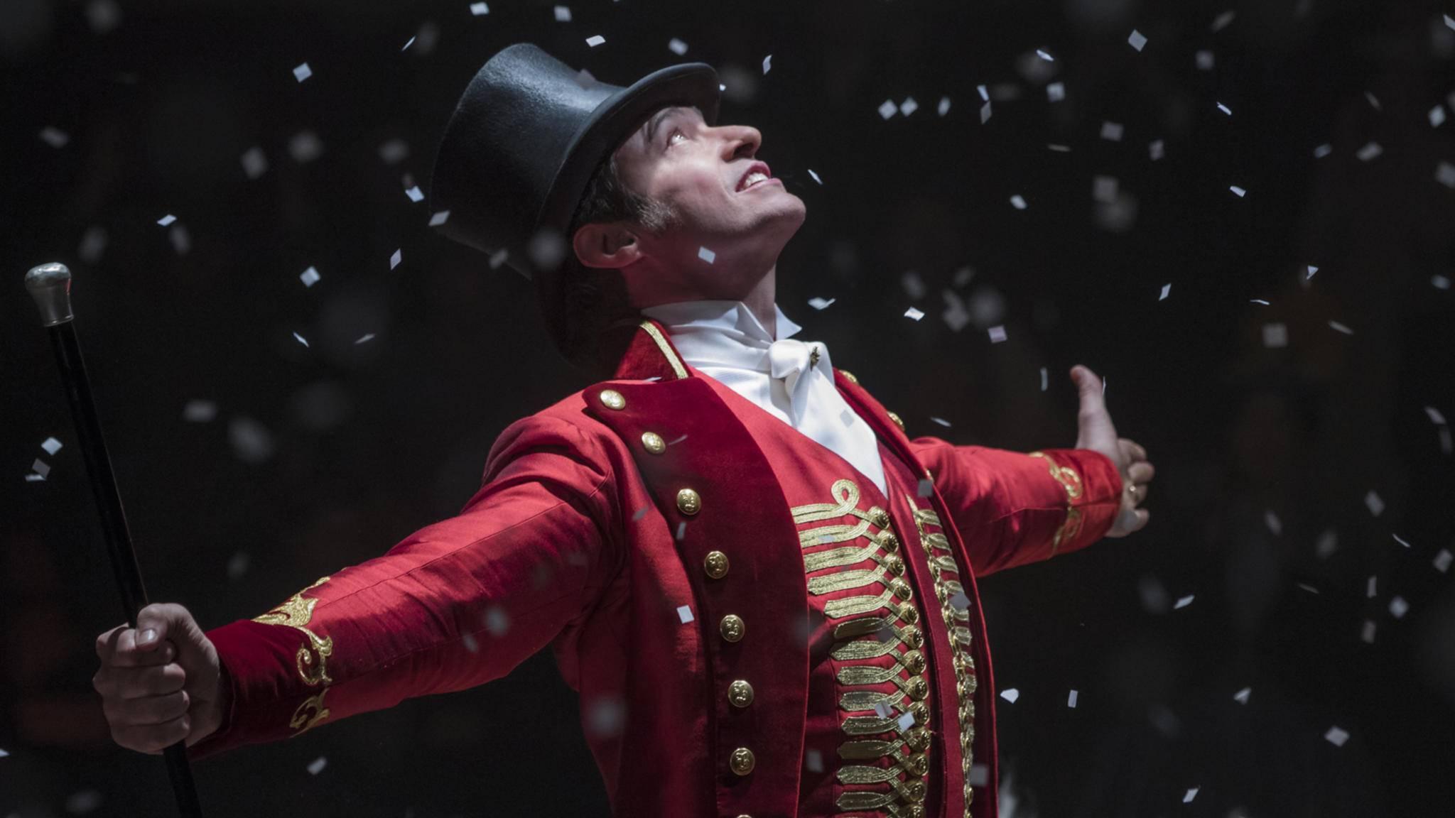 """""""Greatest Showman"""" und """"Greatest Soundtrack"""": Kein Album verkaufte sich 2018 besser als das zum Musicalfilm mit Hugh Jackman."""