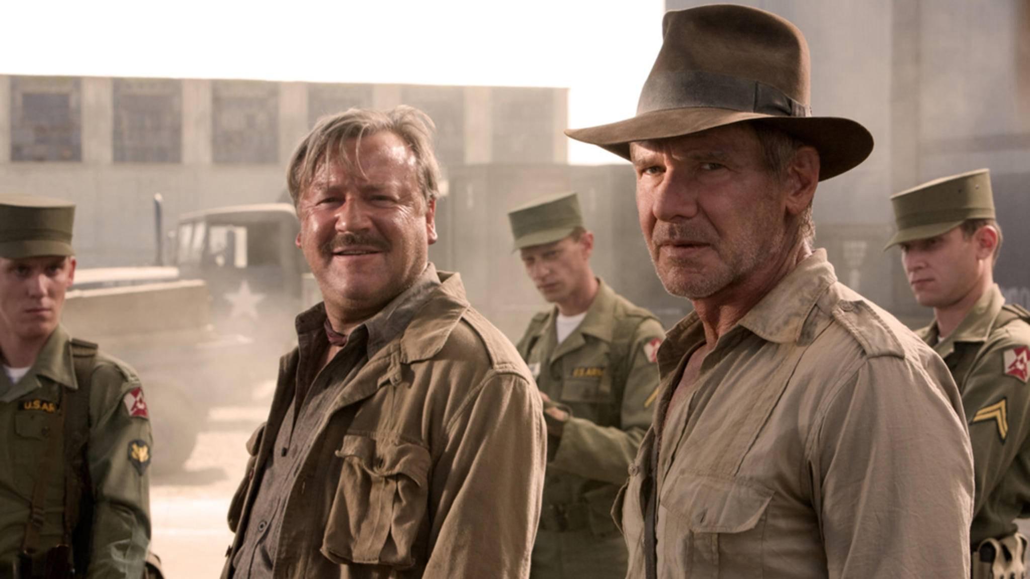 Viermal hat sich Indiana Jones schon in spektakuläre Abenteuer gestürzt – doch welches war das erste?