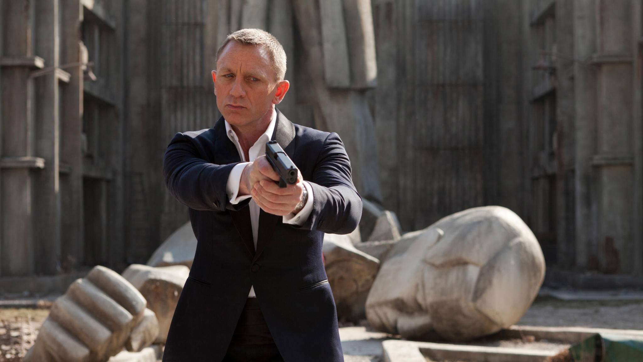 """Daniel Craig bekommt hinter den Kulissen von """"James Bond 25"""" einen neuen Chef."""