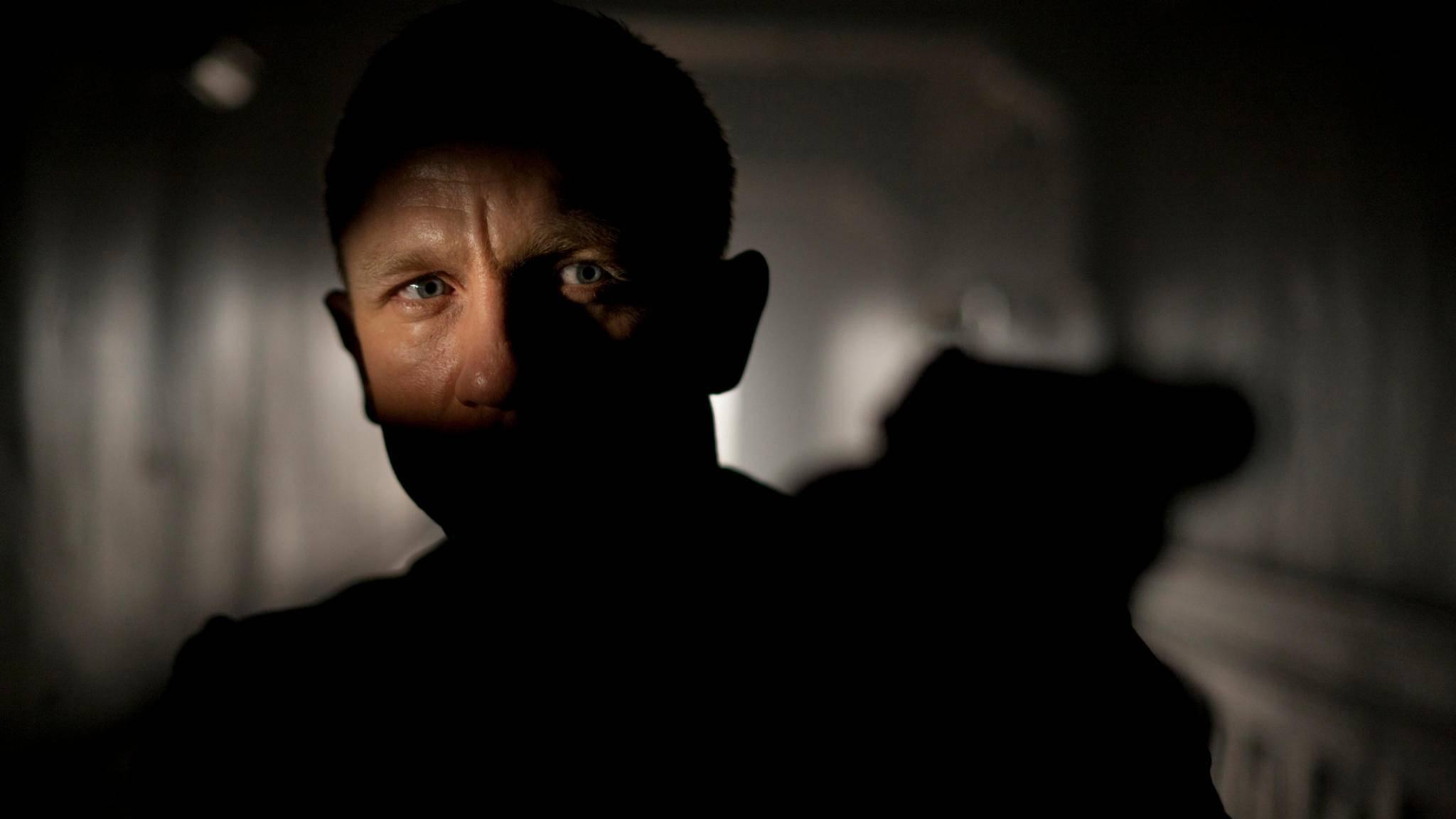 Skyfall James Bond 007 Daniel Craig