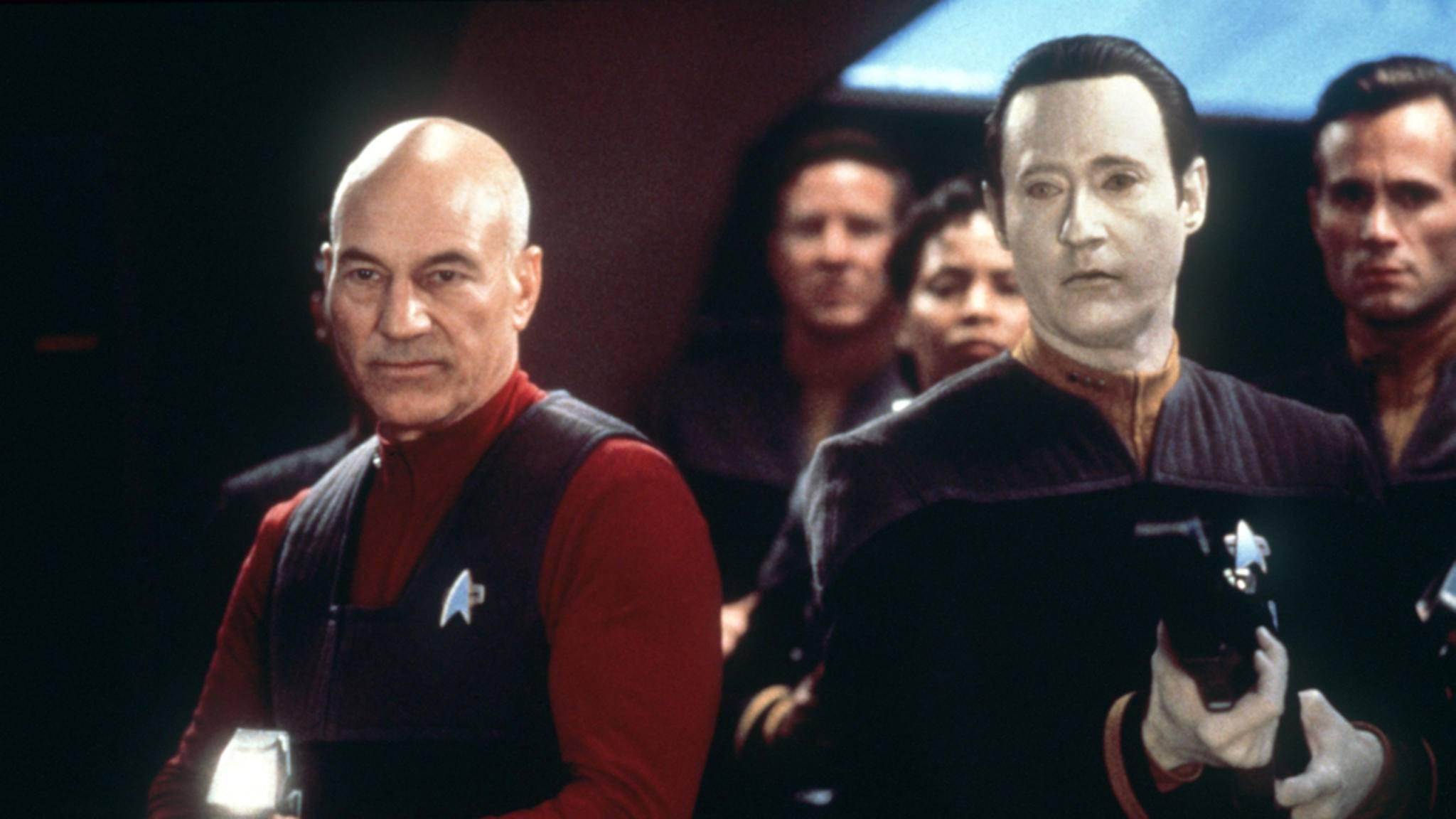 Endlich kehrt Sir Patrick Stewart in seiner legendären Rolle als Jean-Luc Picard zurück!