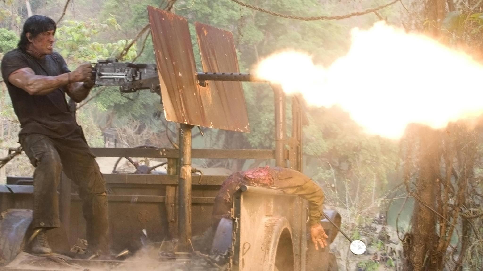 """Auf ins Gefecht! Es gibt neue Infos zu """"Rambo 5""""."""