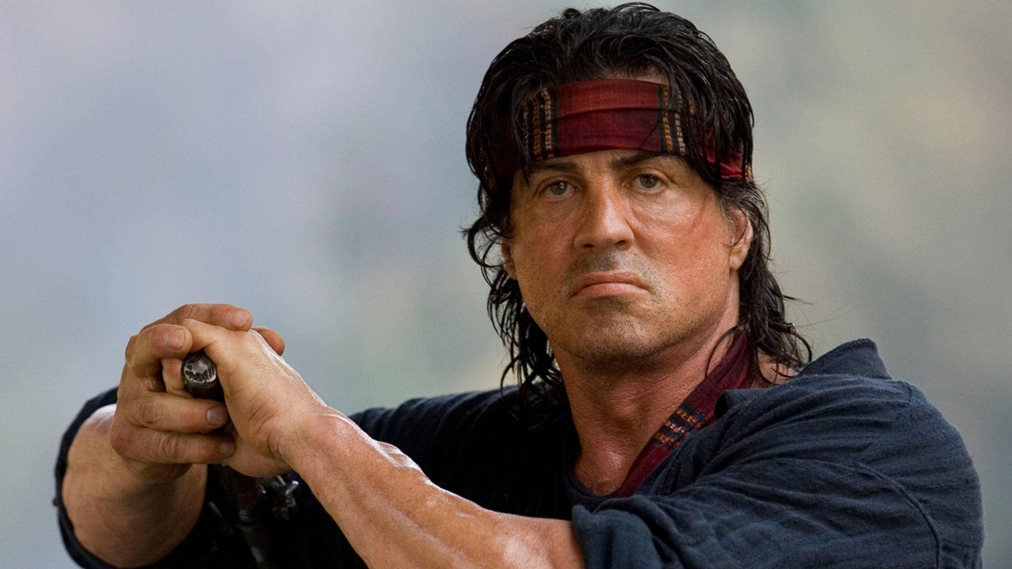 """Sylvester Stallone nimmt uns mit hinter die Kulissen von """"Rambo 5: Last Blood""""."""