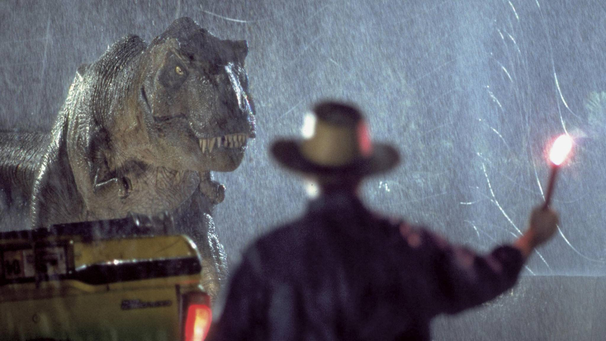 Ob im Film oder als Lego-Version: Der T-Rex kann sich sehen lassen!