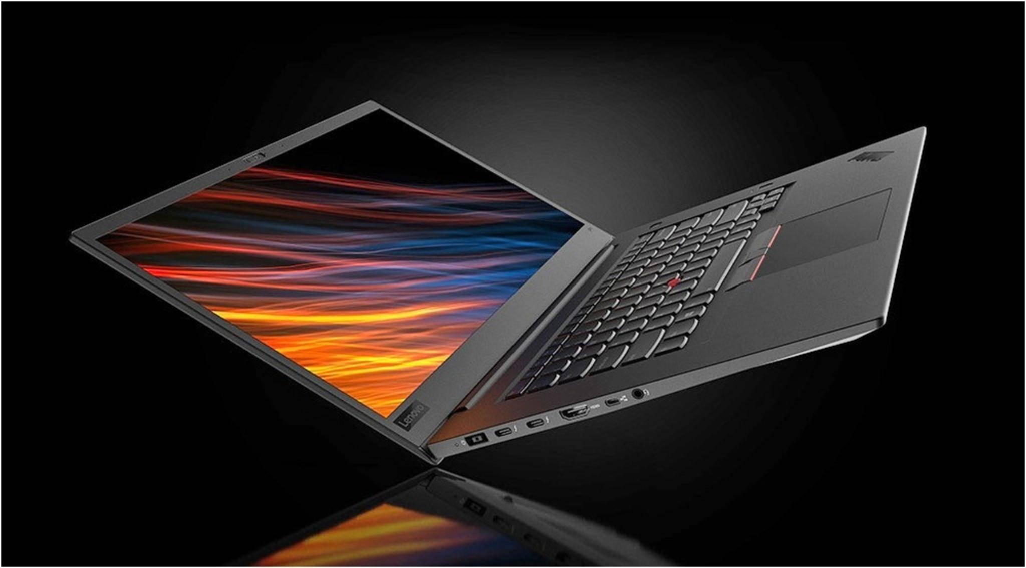 Das Lenovo ThinkPad P1 ist eine neue Alternative zu anderen Workstation-Laptops wie dem Dell Precision 5530.