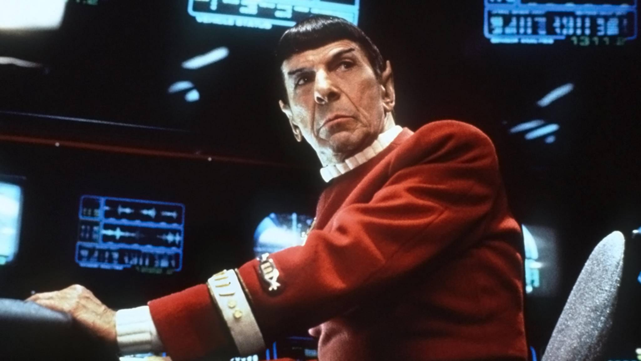 """In Staffel 2 von """"Star Trek: Discovery"""" gibt es ein Wiedersehen mit Mr. Spock."""