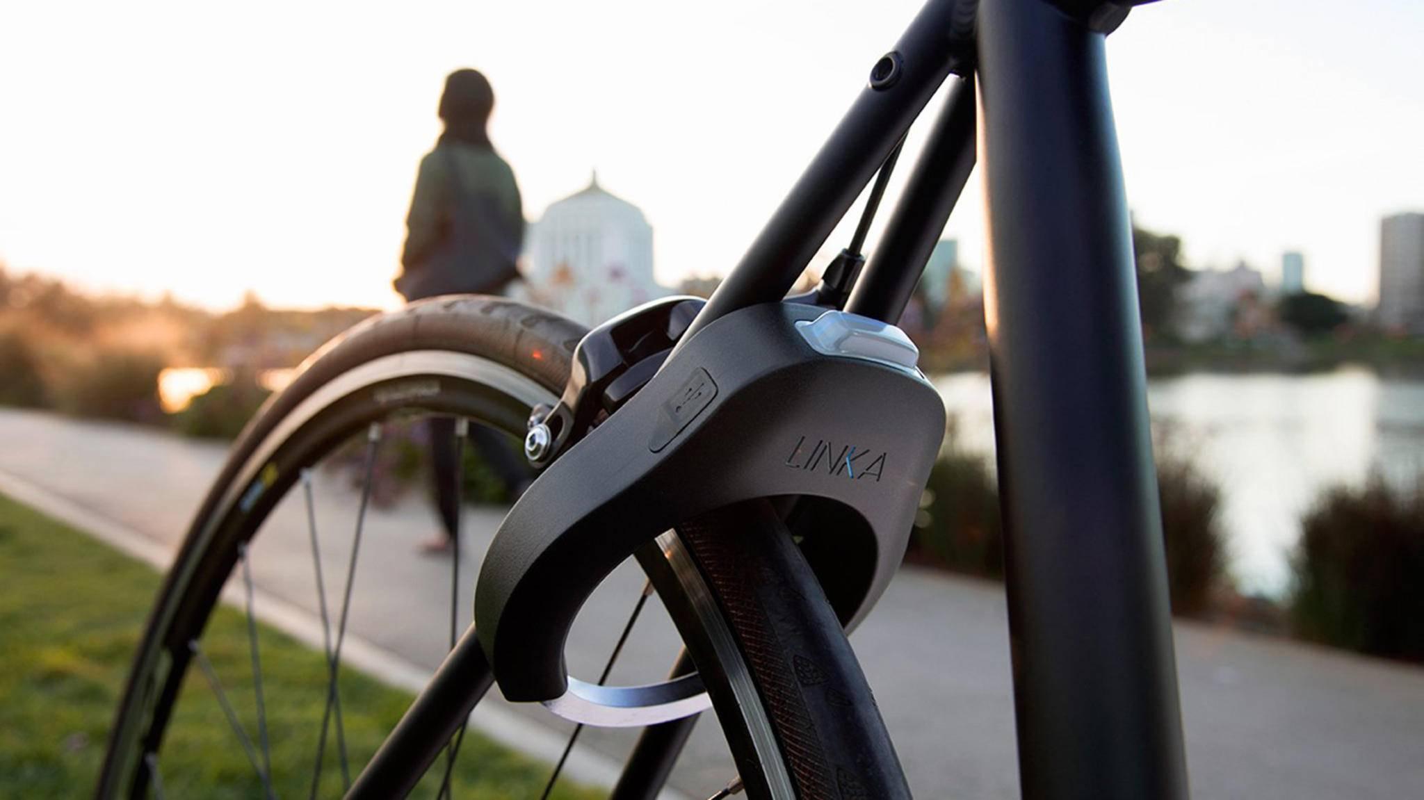 Ganz schön smart sind die Fahrradschlösser des neuen Jahrtausends.