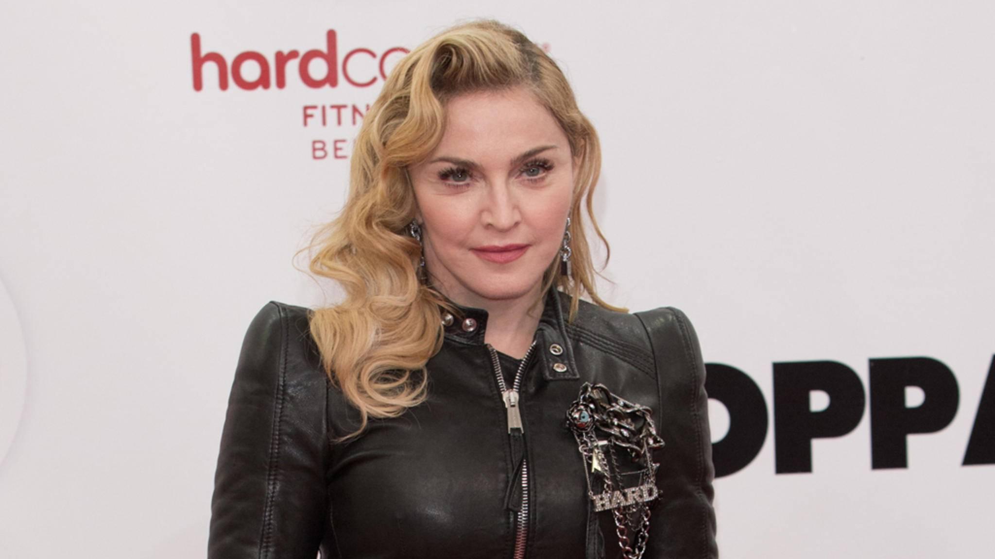 Happy Birthday, Madonna!