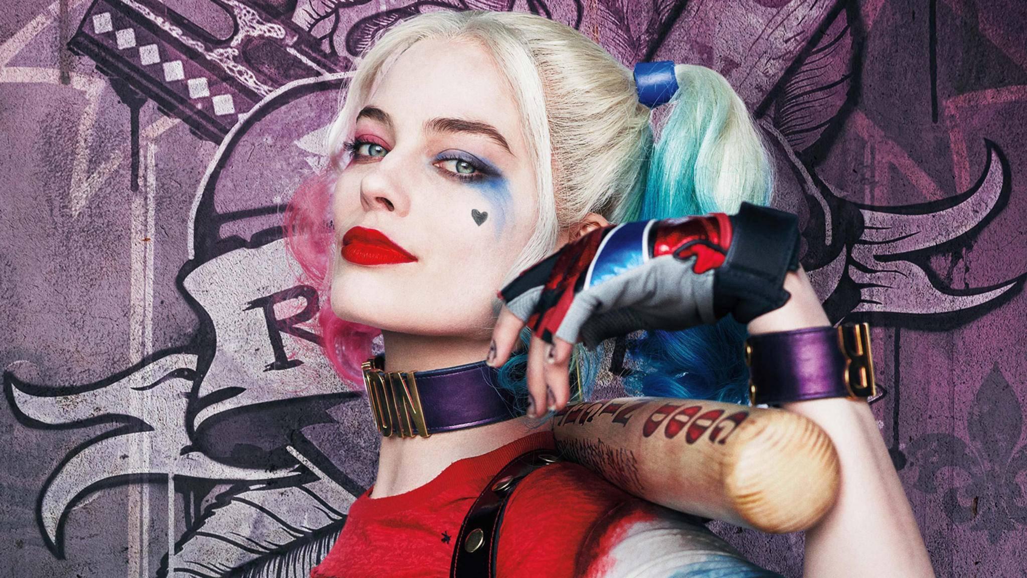"""Es sieht ganz so aus, als bekäme Harley Quinn einen neuen """"Spielkameraden"""": Black Mask lauert in """"Birds of Prey""""."""
