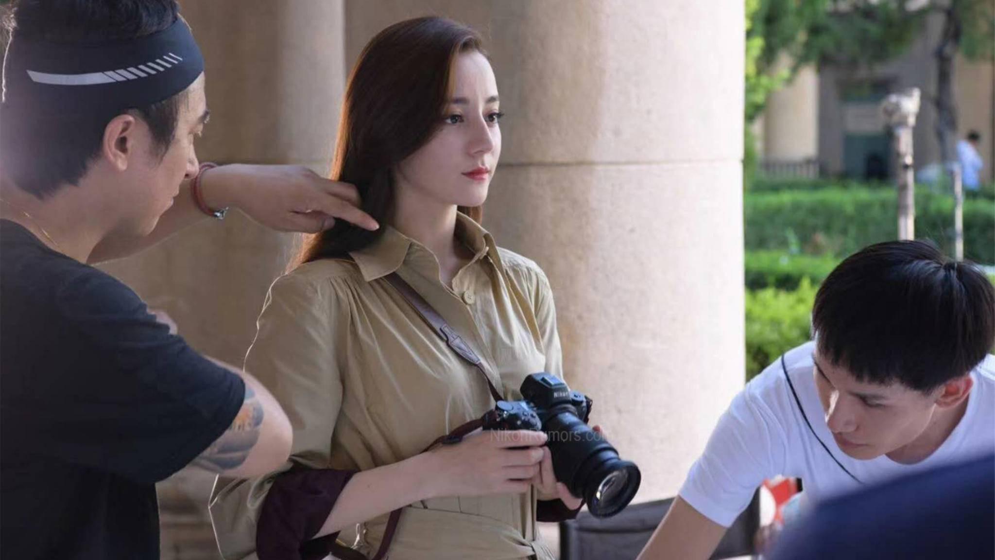 Dieses Foto soll eine der beiden neuen Nikon-Vollformat-DSLMs zeigen.