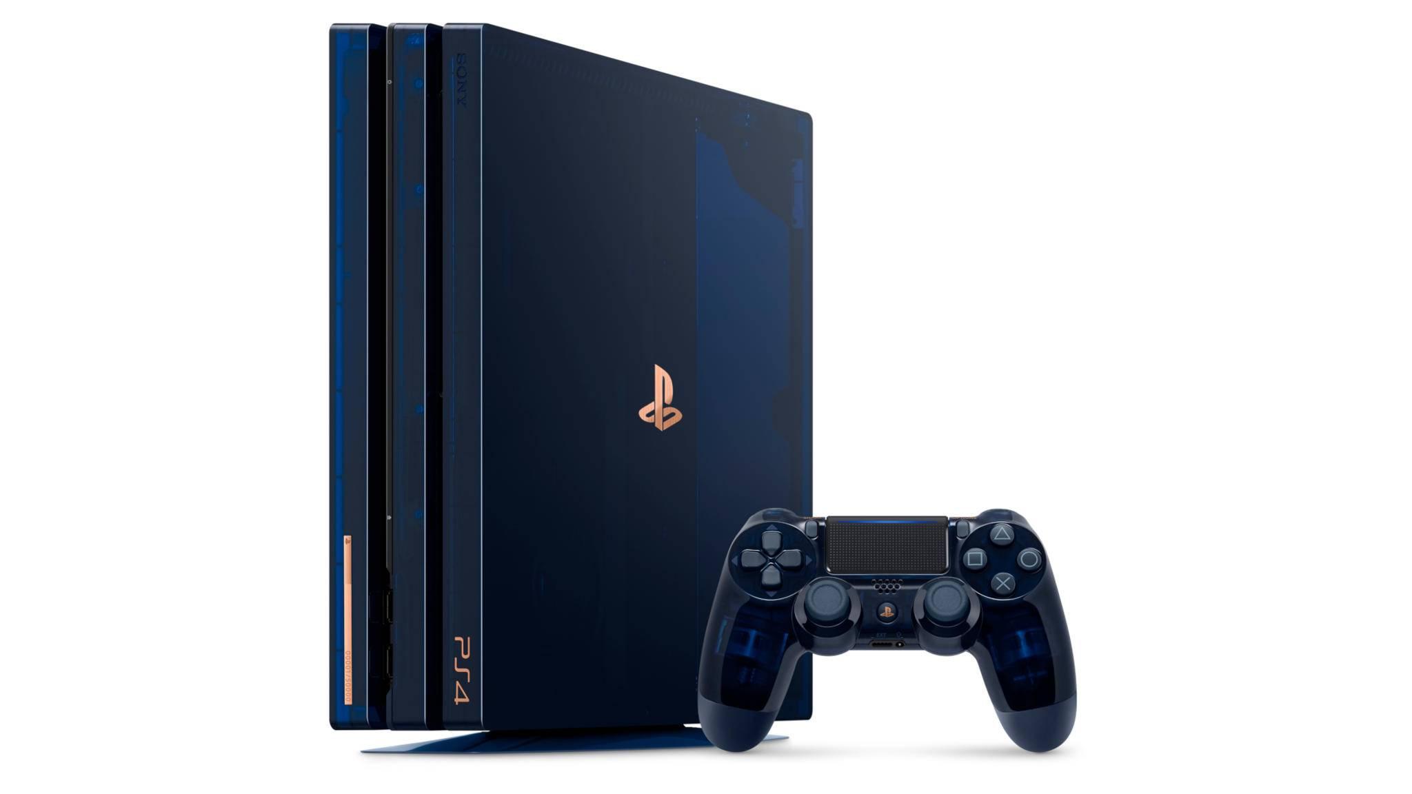 Erfolgsstory: Die PS4 klettert die Verkaufscharts empor.