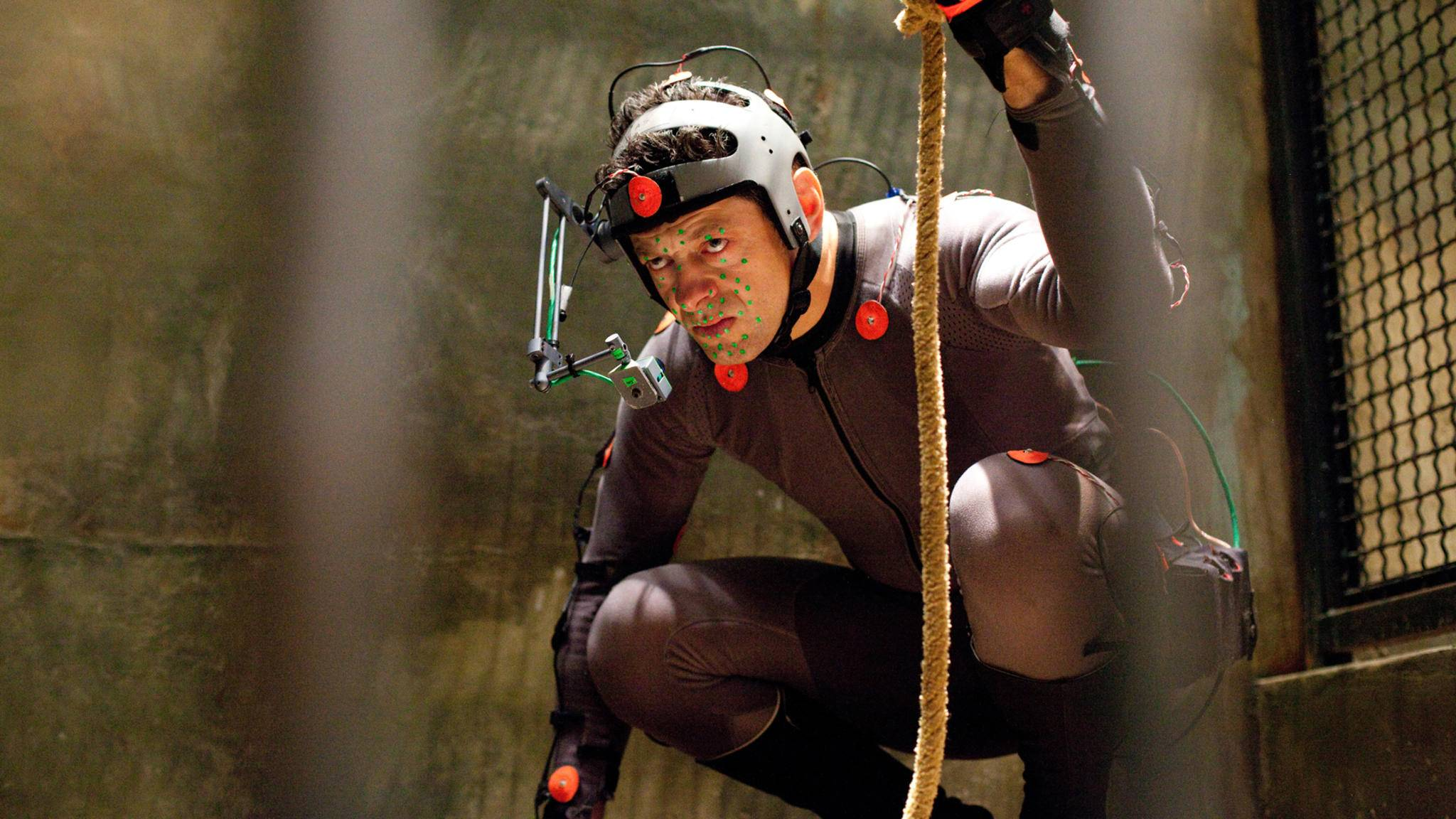 "Zurück in den Motion-Capture-Anzug? Andy Serkis arbeitet an ""Animal Farm""."