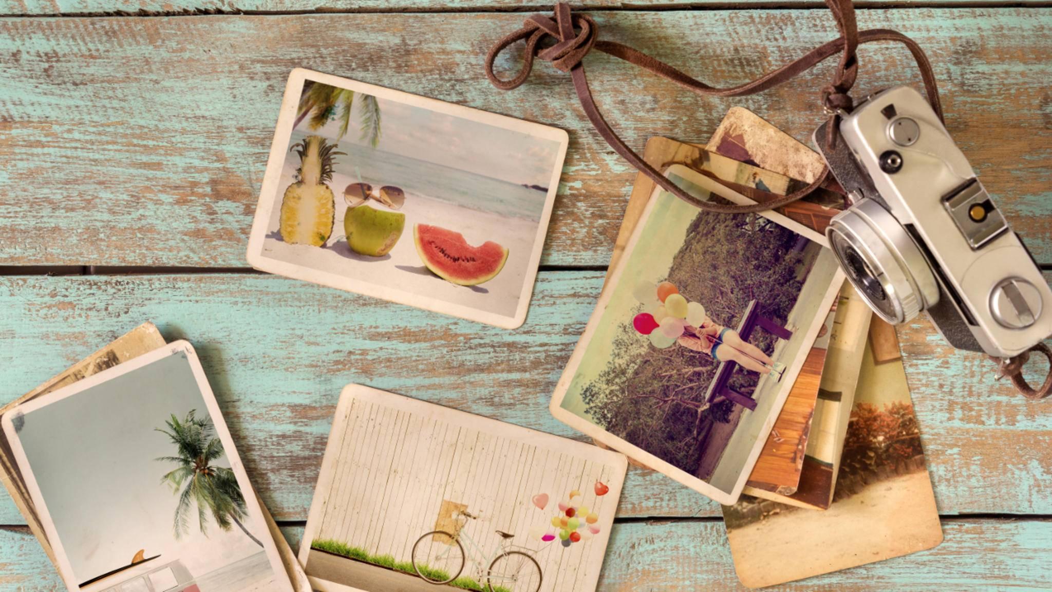 Du willst Instagram-Fotos in schicker Polaroid-Optik? Wir sagen, wie das funktioniert.