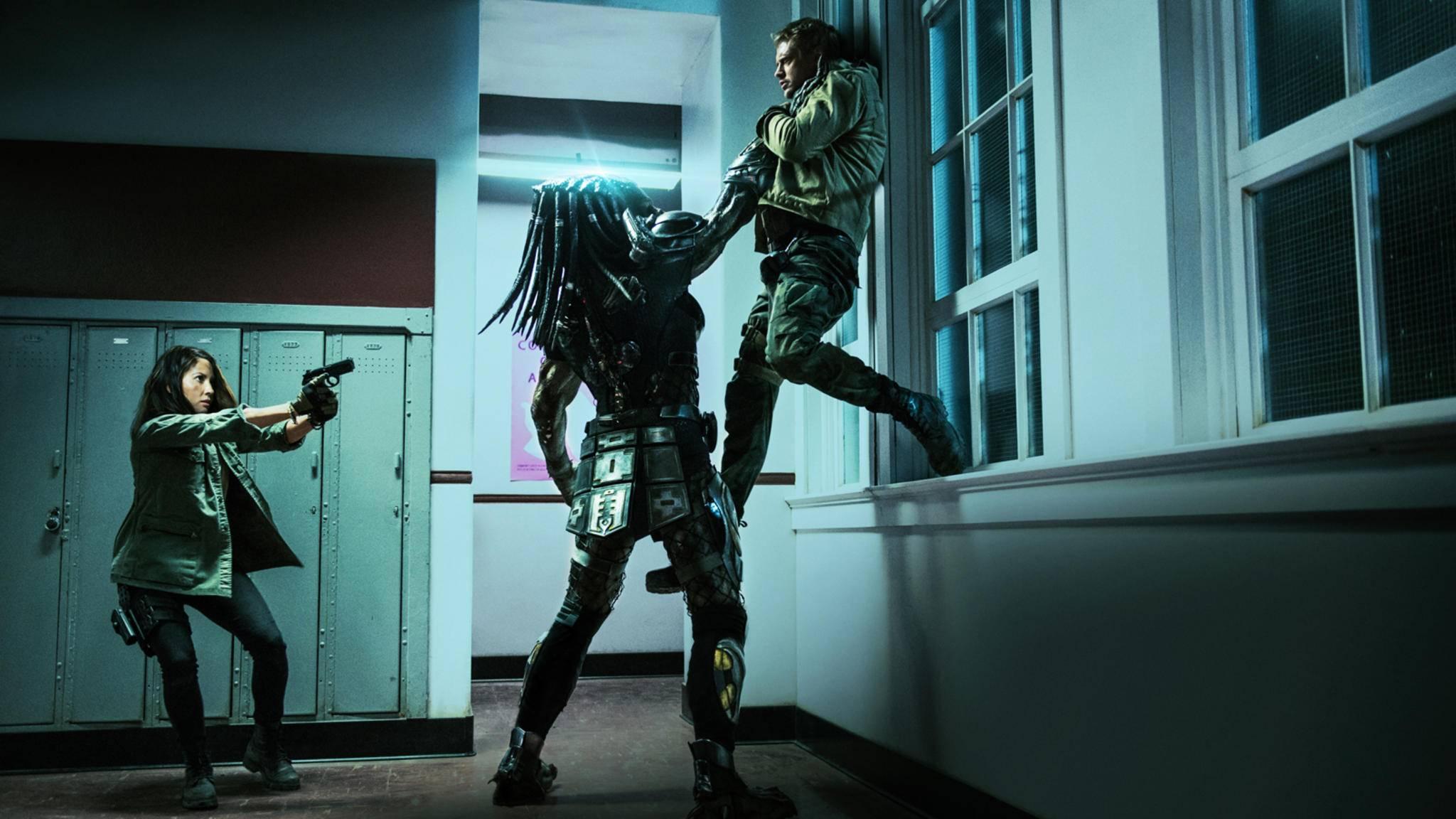 Fies wie eh und je: Der Predator ist nach acht Jahren zurück im Kino!