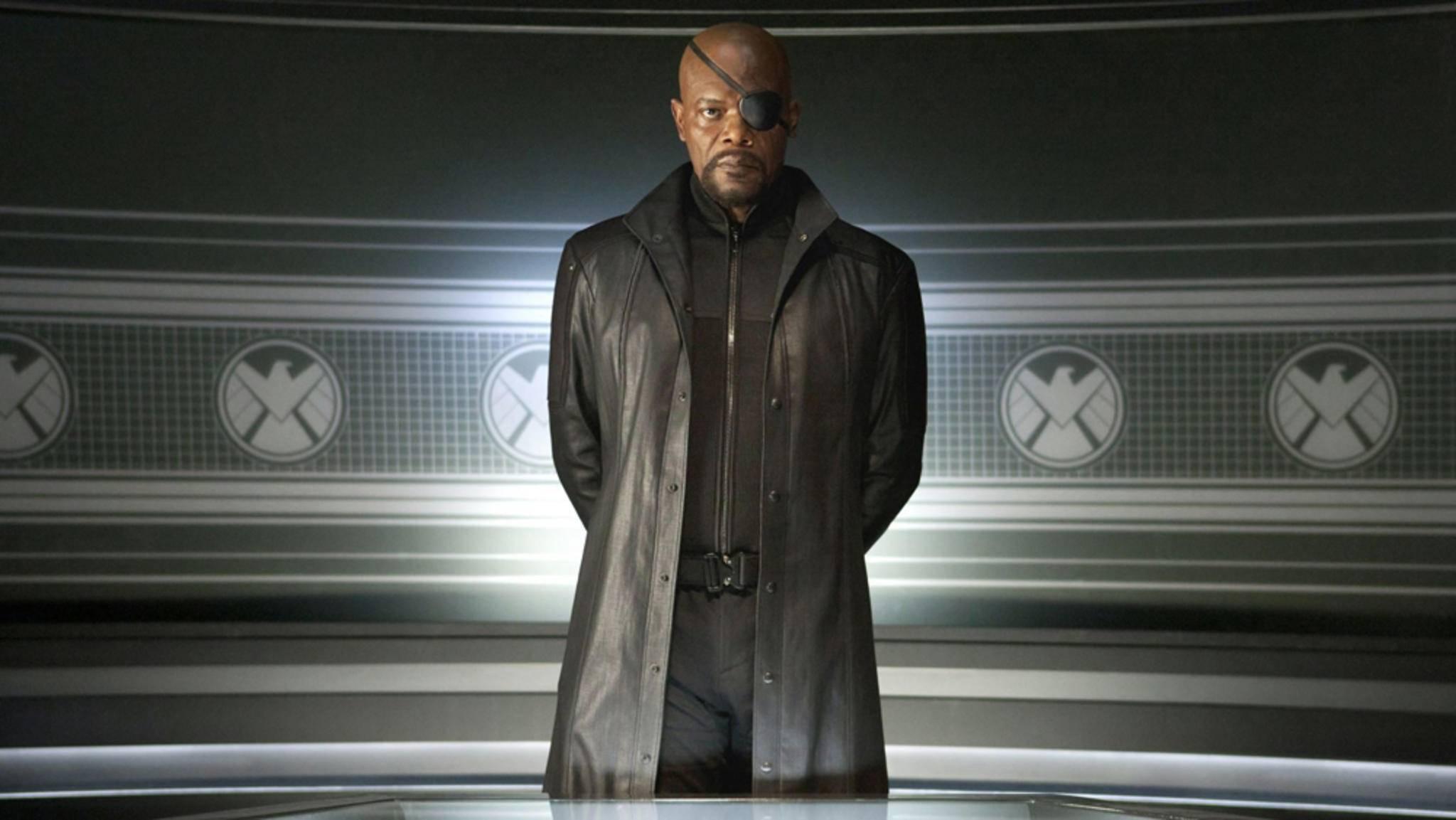 """Wird Nick Fury in """"Spider-Man 2: Far From Home"""" zu Spideys neuem Mentor?"""