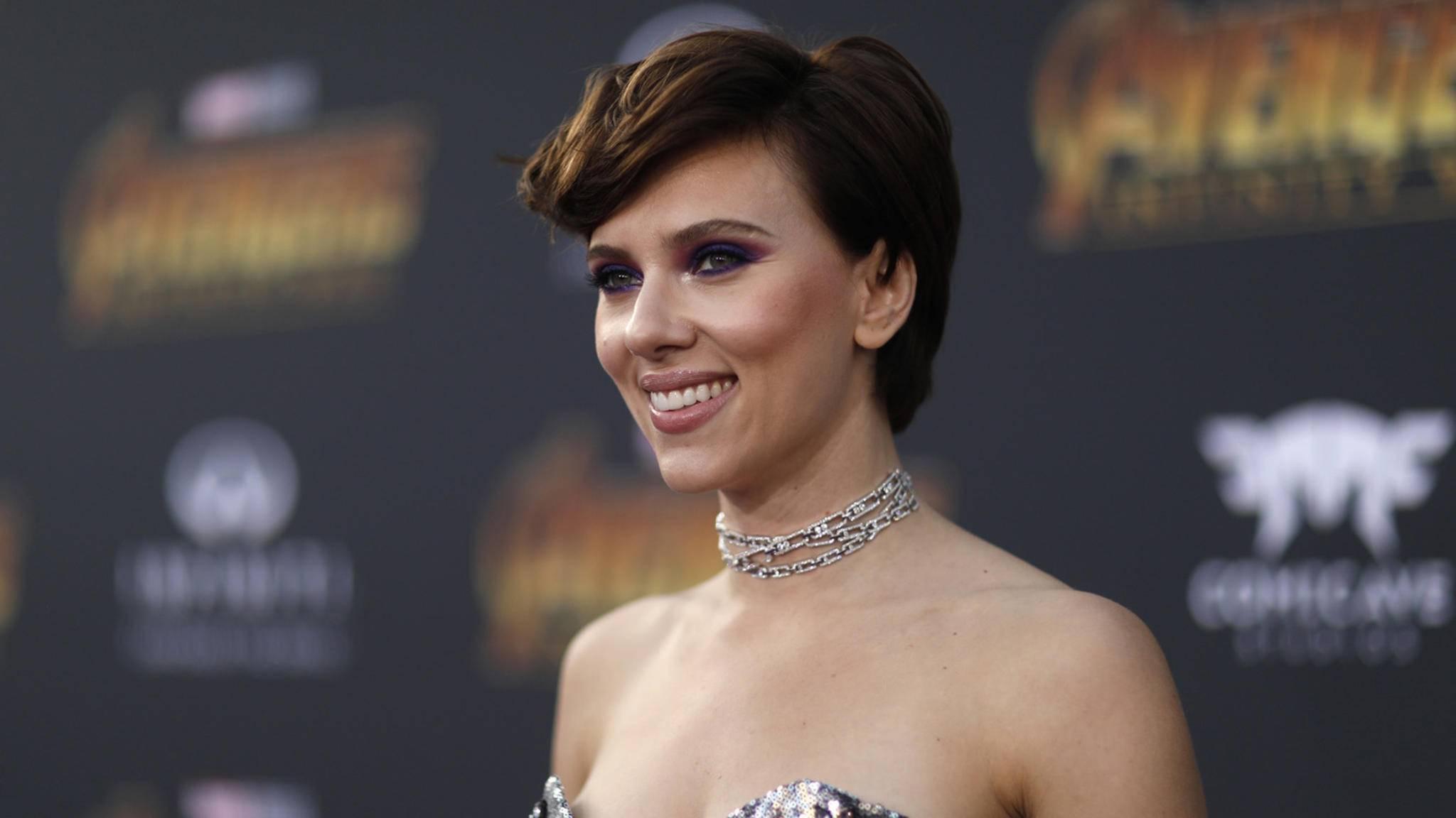 Scarlett Johansson steht bereits seit dem zarten Alter von neun Jahren vor der Kamera.