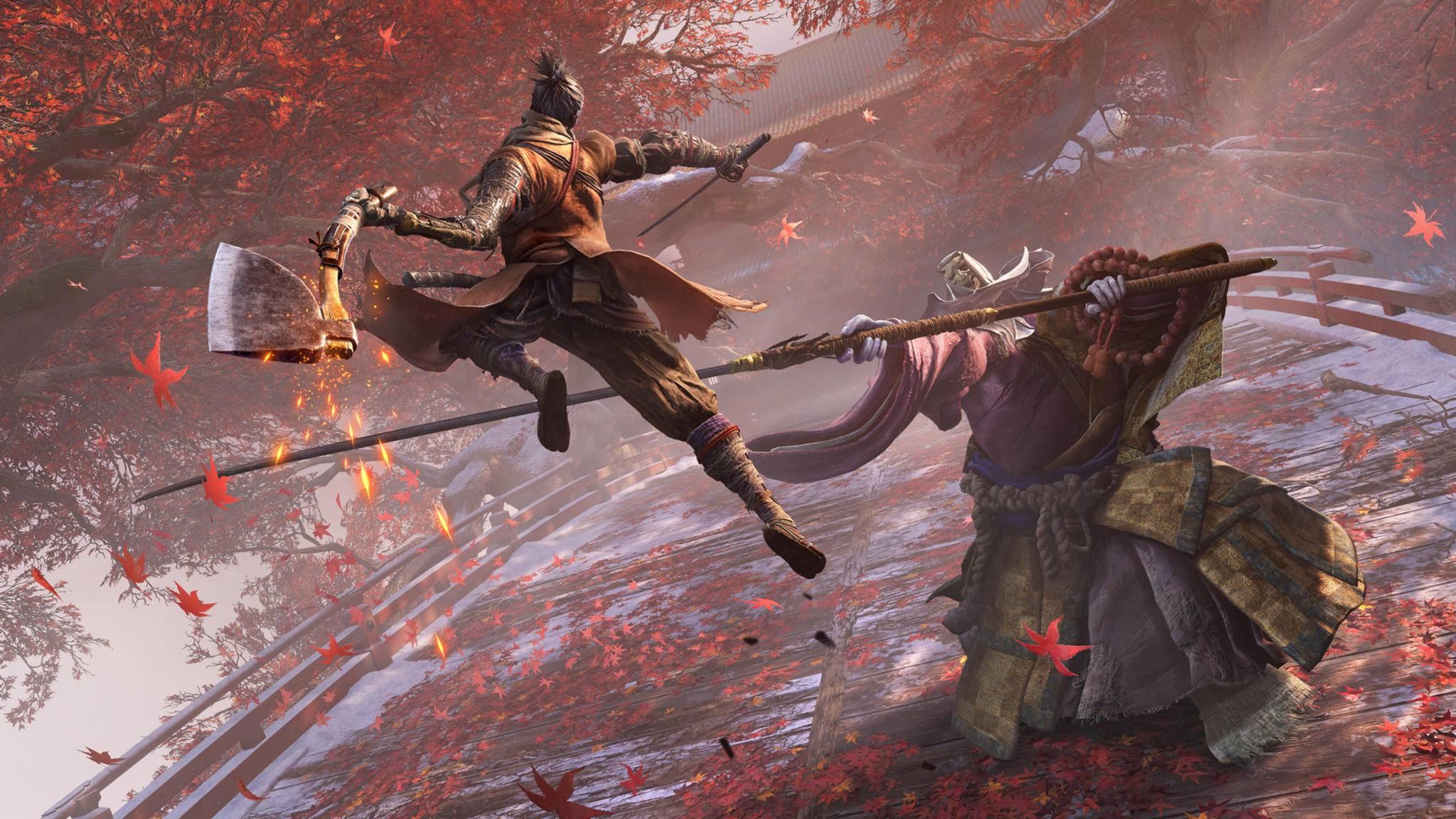 """From Software hat neben """"Sekiro: Shadows Die Twice"""" noch zwei unbekannte Games in der Entwicklung."""