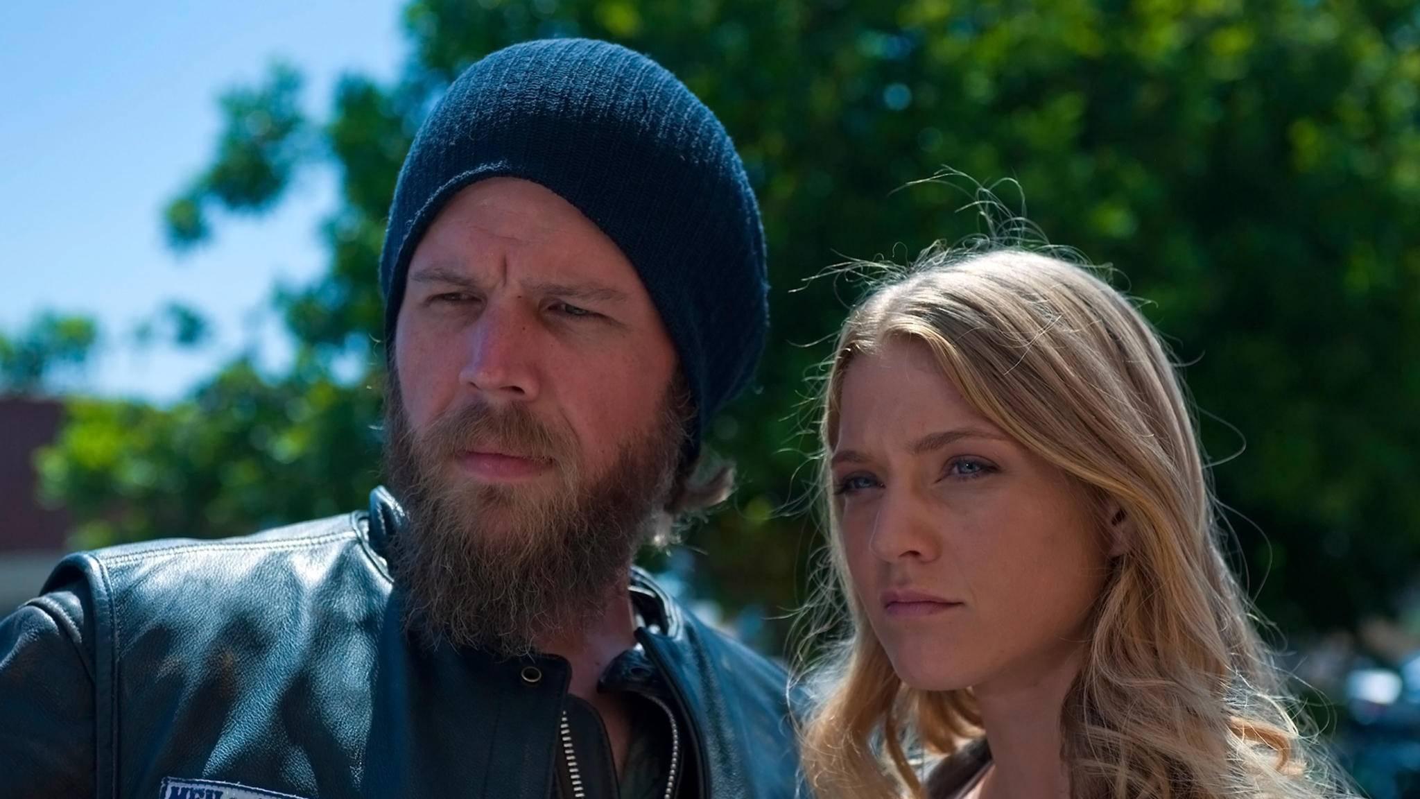 """In Staffel 9 von """"The Walking Dead"""" wird Ryan Hurst zum neuen Bösewicht."""