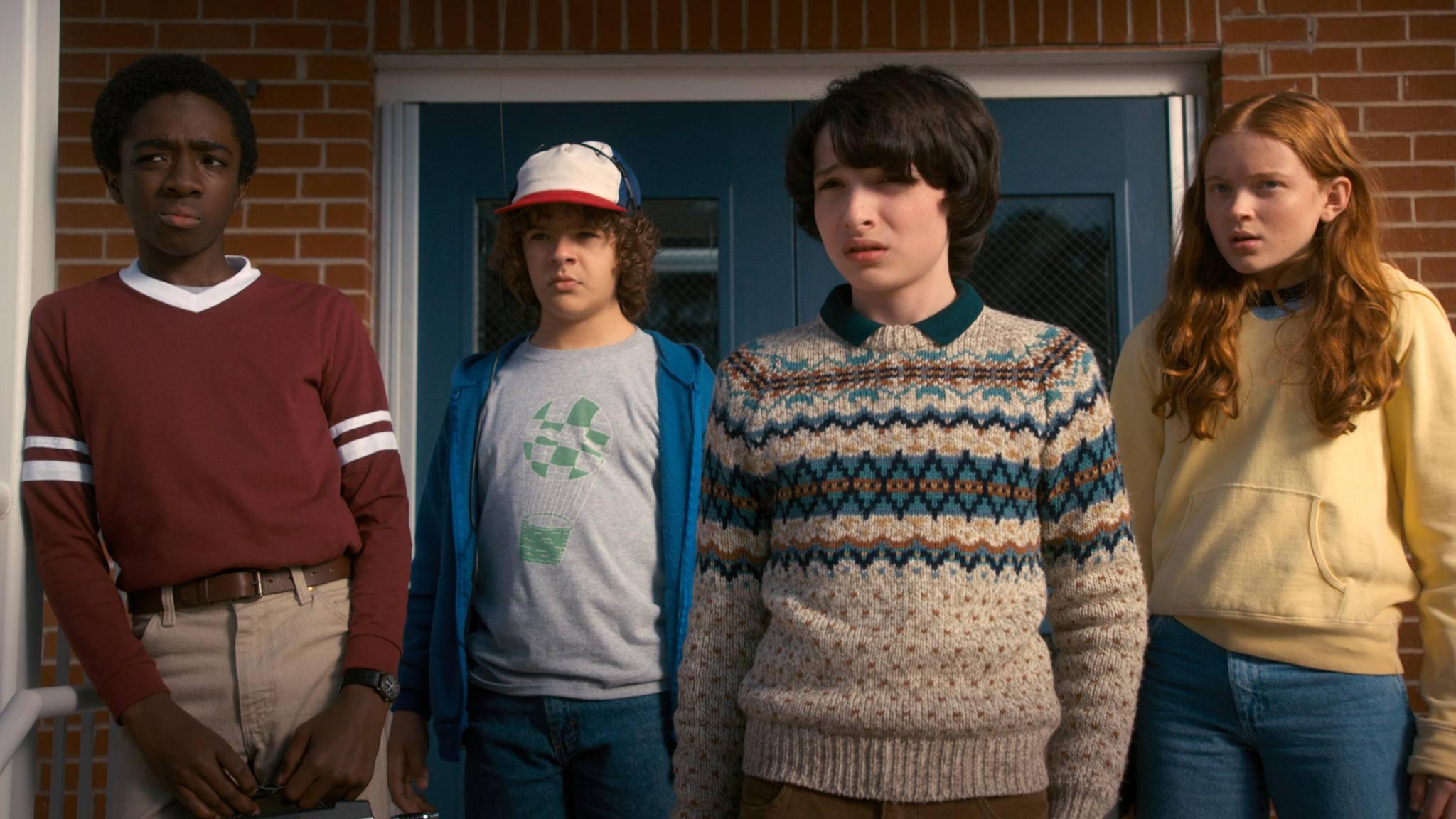 """Skeptisch? Staffel 3 von """"Stranger Things"""" orientiert sich an einer klamaukigen Komödie."""