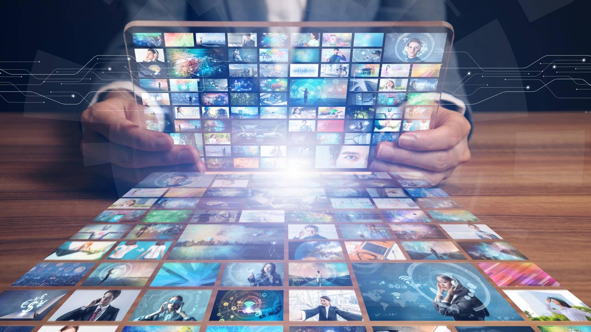 Das Angebot an Streamingdiensten wird immer unübersichtlicher.
