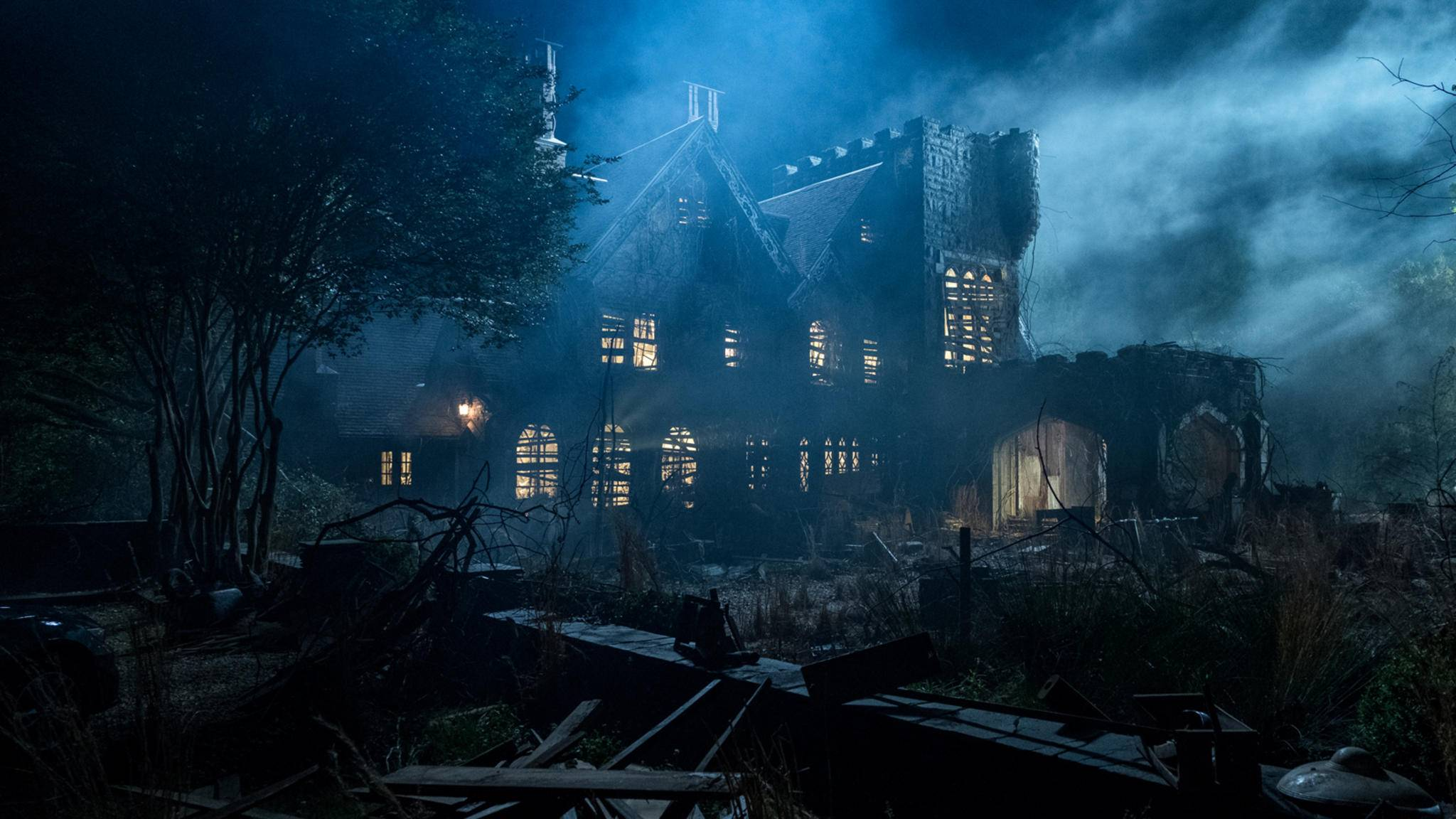 Das Hill House begrüßt schon bald seine alten Bewohner zurück.