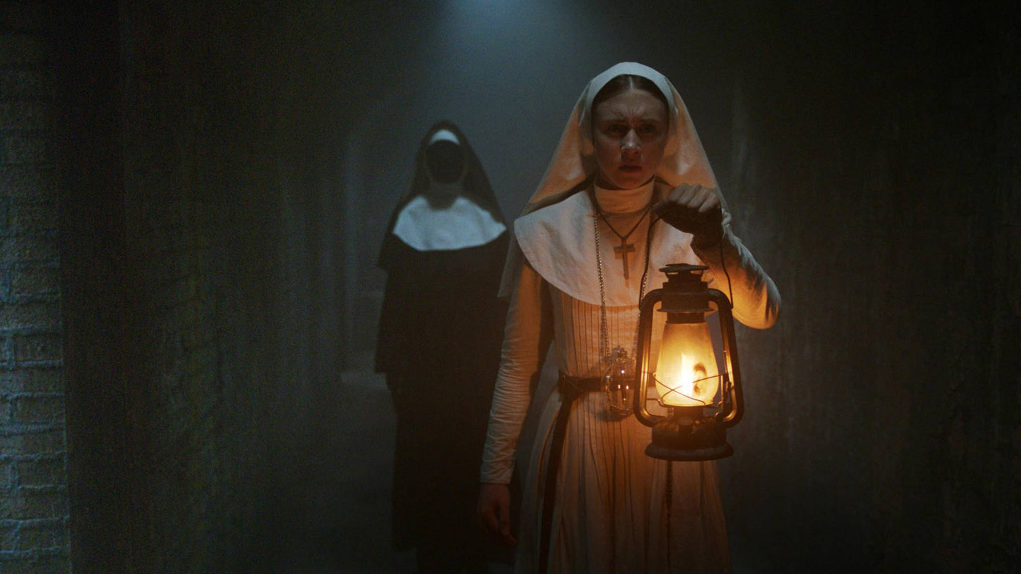 """Für """"The Nun"""" brachte das vergangene Wochenende gute und schlechte Nachrichten mit sich."""