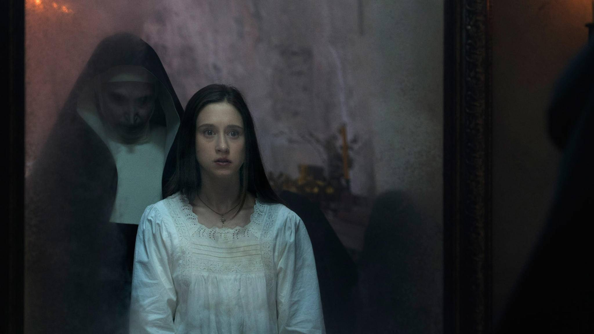 """Nicht erschrecken! Mit den folgenden acht Fakten zu """"The Nun"""" gehst Du gut gewappnet ins Kino."""