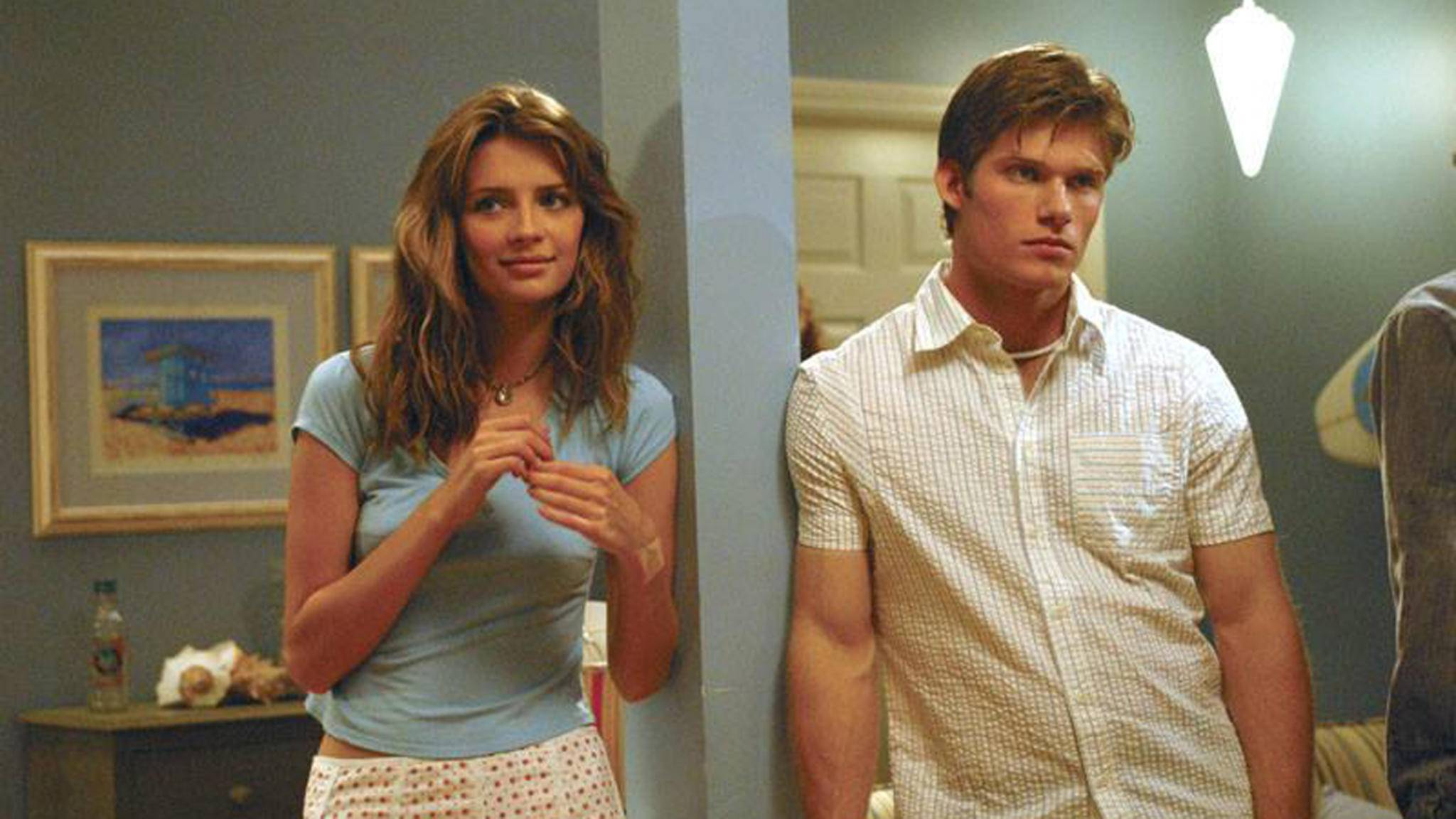 """Welcome to the OC, bi***"": Dieser Satz war typisch für Chris Carmack als Luke in der Serie ""O.C., California""."