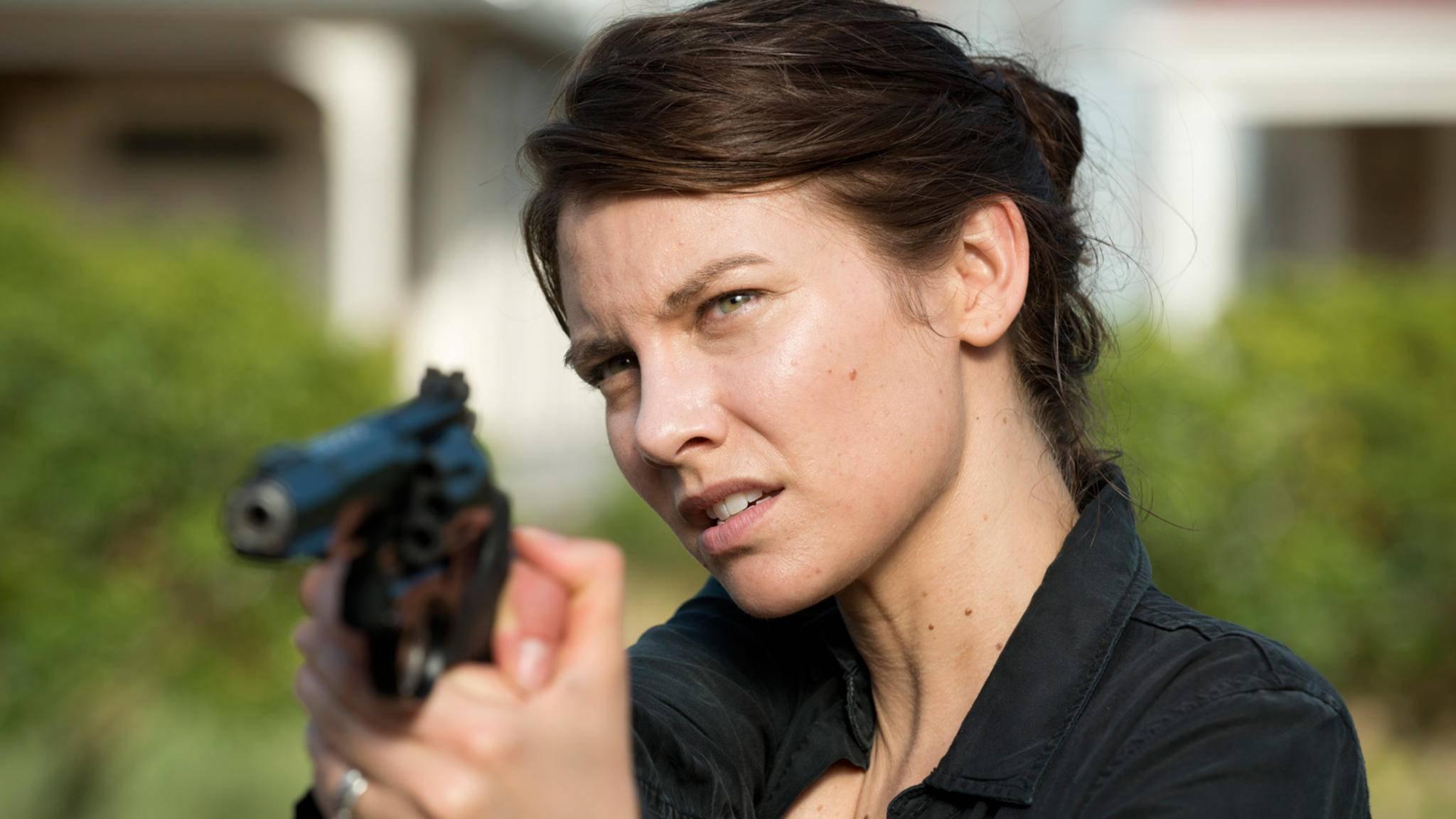Maggie-Darstellerin Lauren Cohan hat ein neues Ziel im Visier.