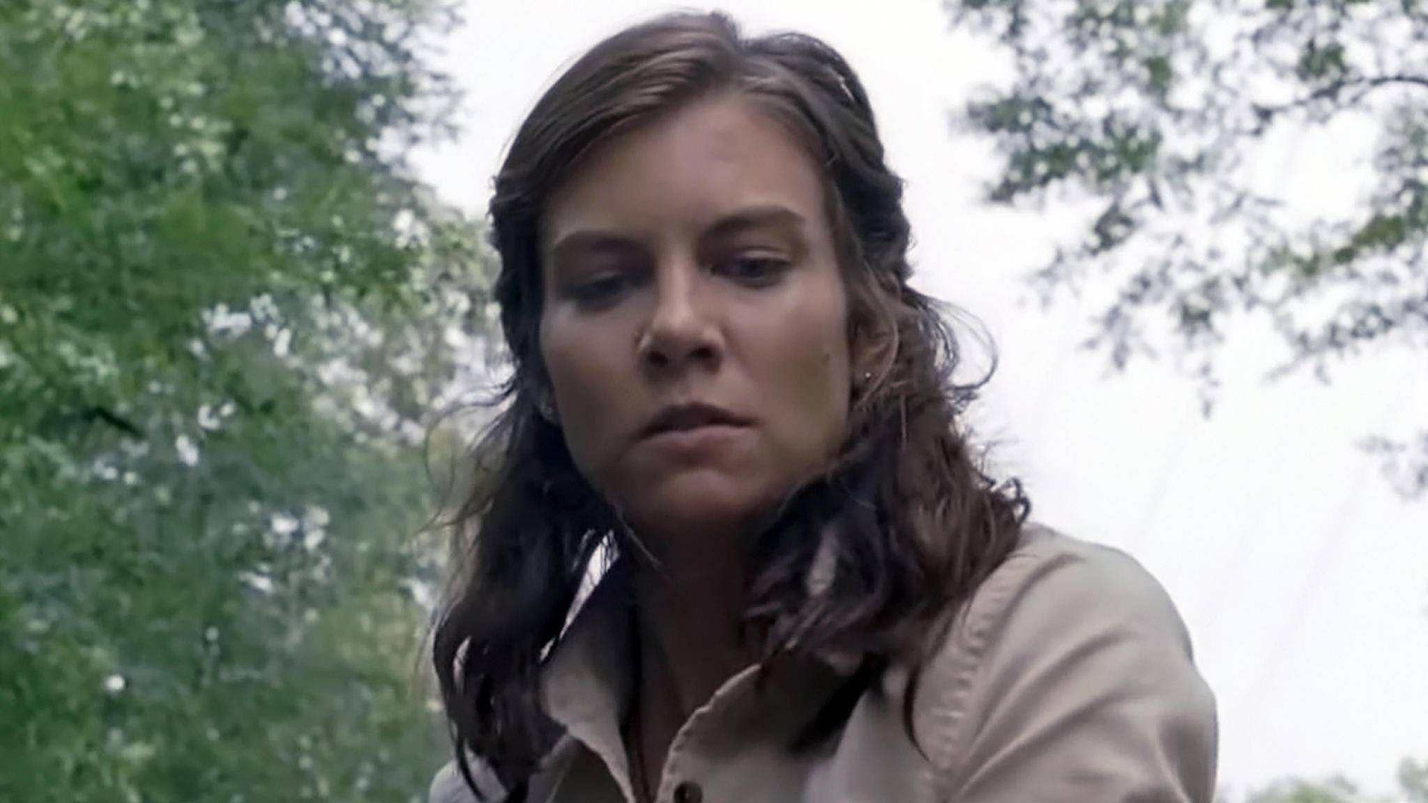 """Maggie sorgt in Staffel 9 von """"The Walking Dead"""" wohl für Ärger."""