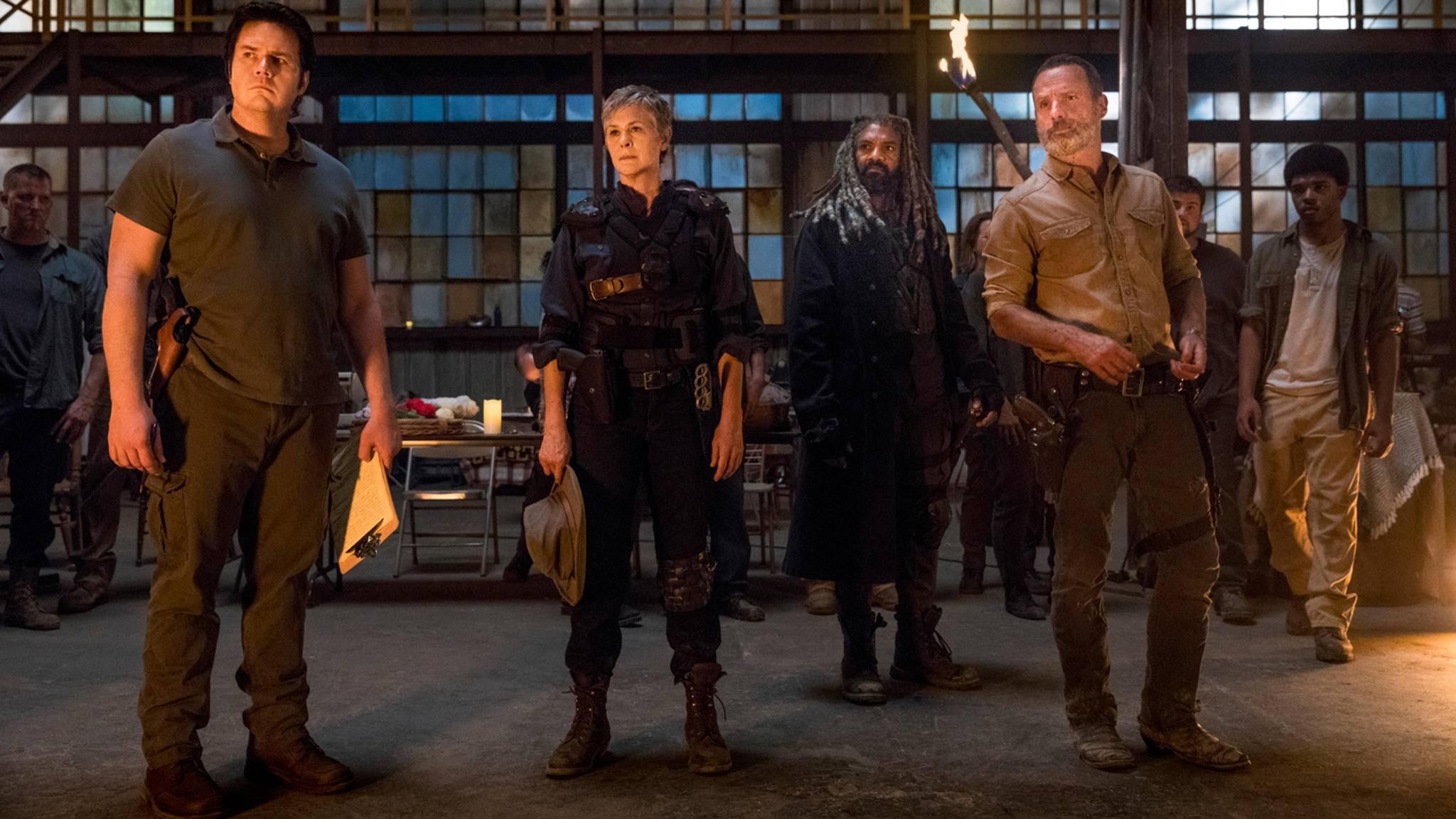 "Noch mehr ""The Walking Dead""-Material? Her damit!"