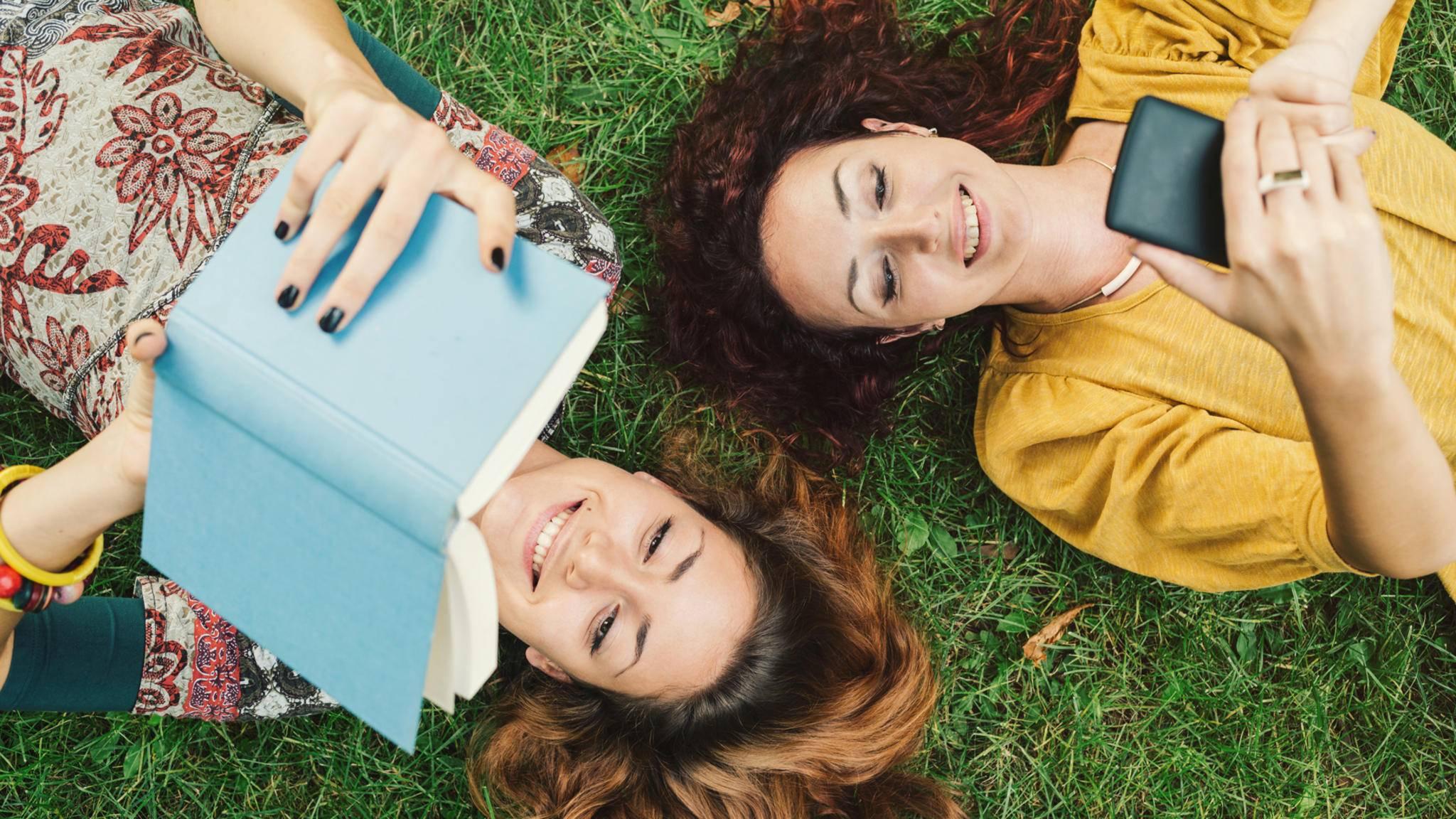Studieren und Daten: Tinder U soll beides verbinden.