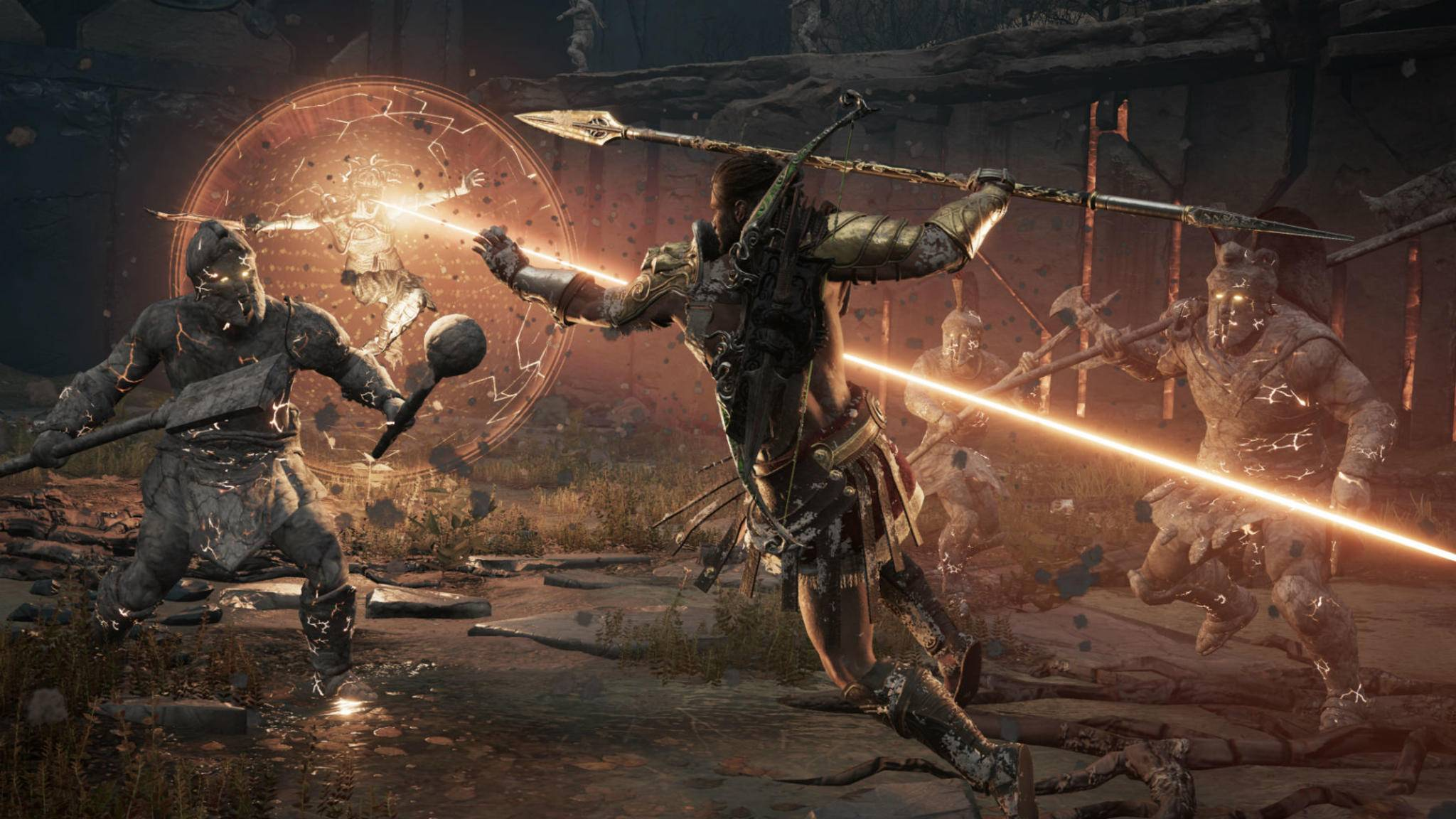 """Diese Skills aus """"Assassin's Creed Odyssey"""" brauchst Du wirklich."""