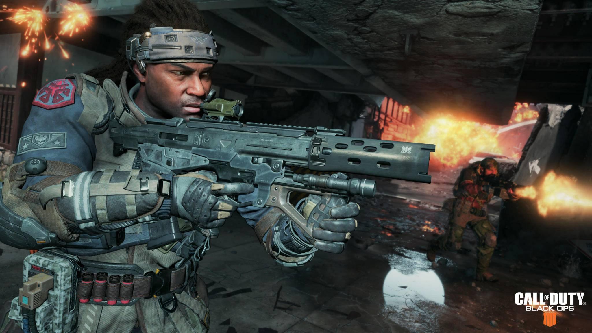 """Was bewegt den Mann mit der Wumme? Ein neuer """"Call of Duty""""-Comic erklärt's Dir!"""